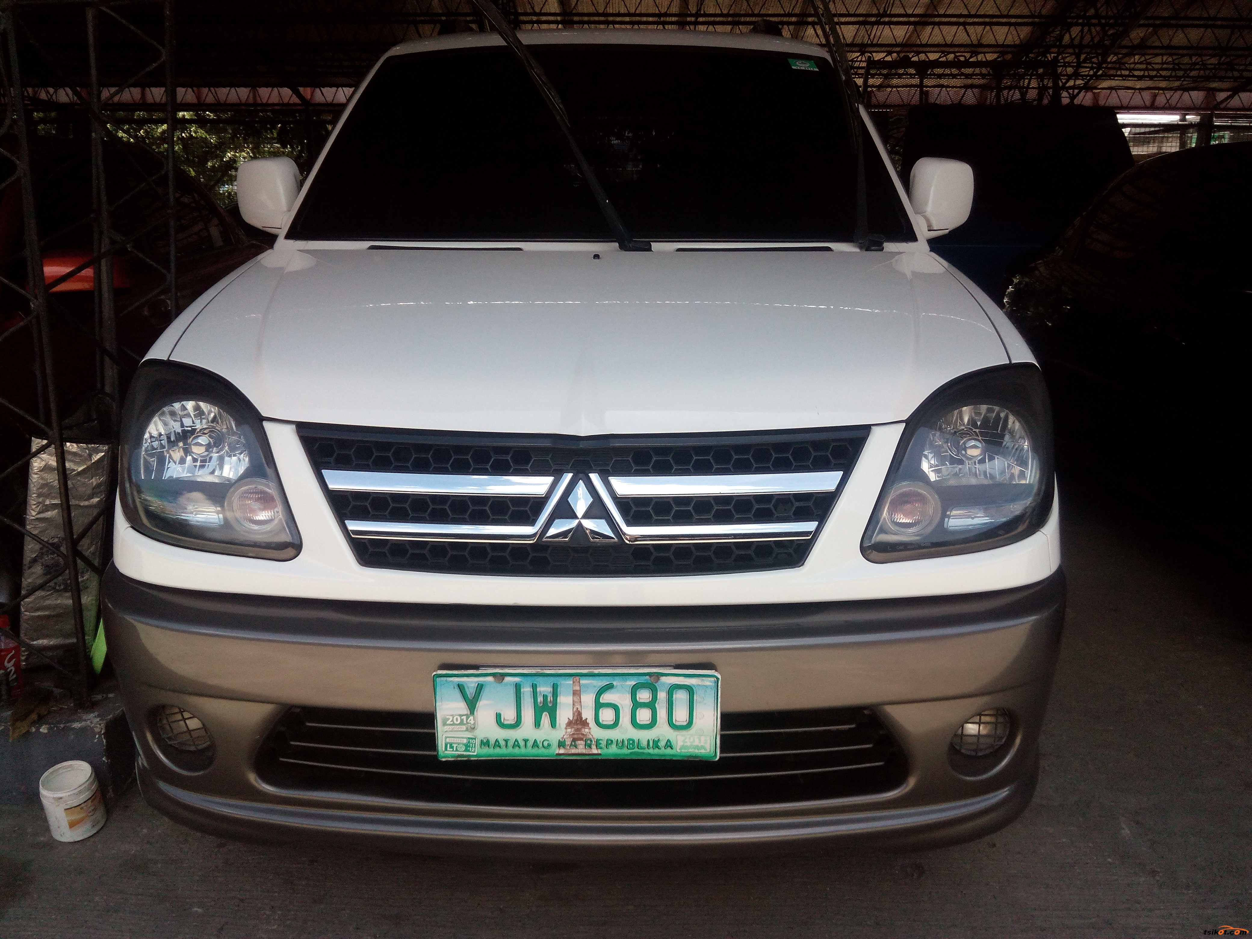 Cars Sale Cebu Beautiful Mitsubishi Adventure 2010 Car for Sale Central Visayas