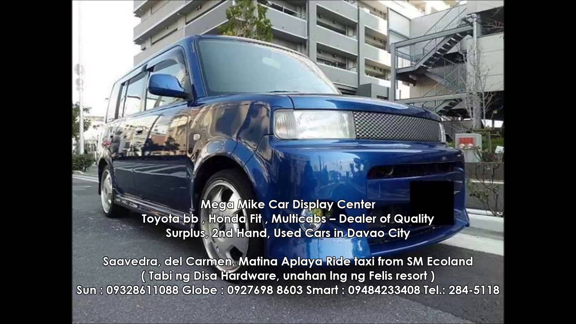 cars for sale in davao city mega mike cars