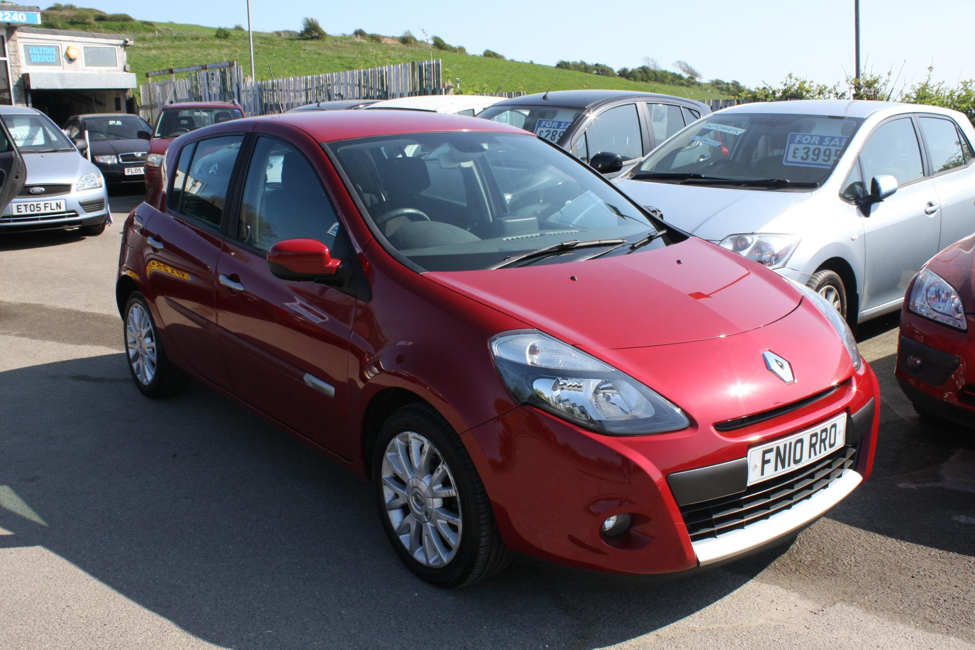 2010 10 renault clio 1 2 16v dynamique for sale in weymouth dorset
