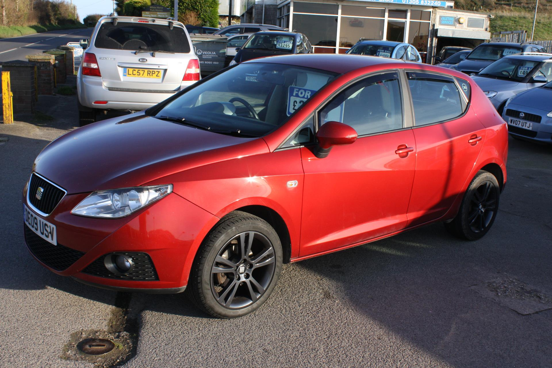 2009 09 seat ibiza 1 4 sport for sale in weymouth dorset