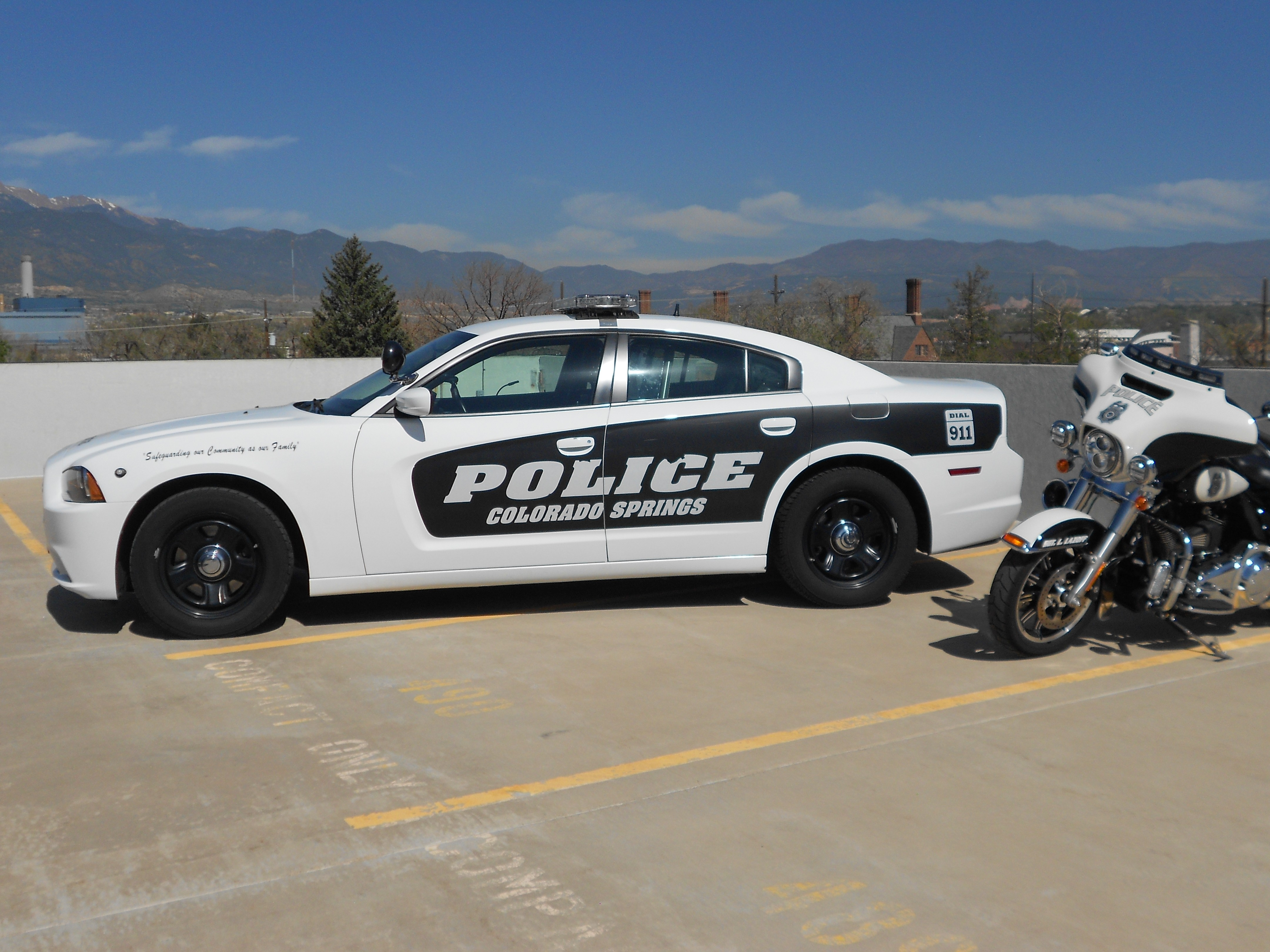 click to enlarge police vehicles like these are among those dispatched when 911 calls e in pam
