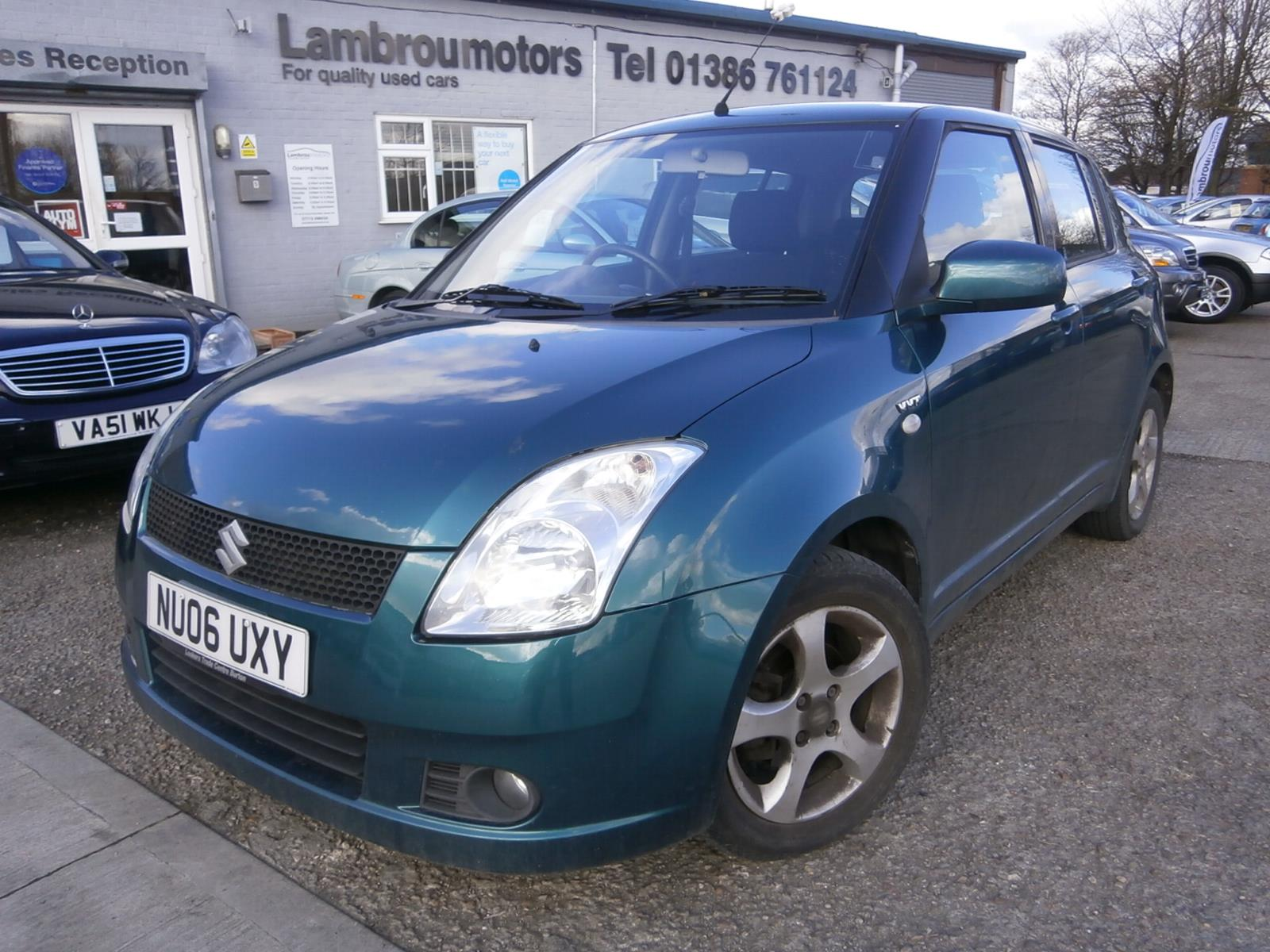 used suzuki swift cars for sale in evesham worcestershire