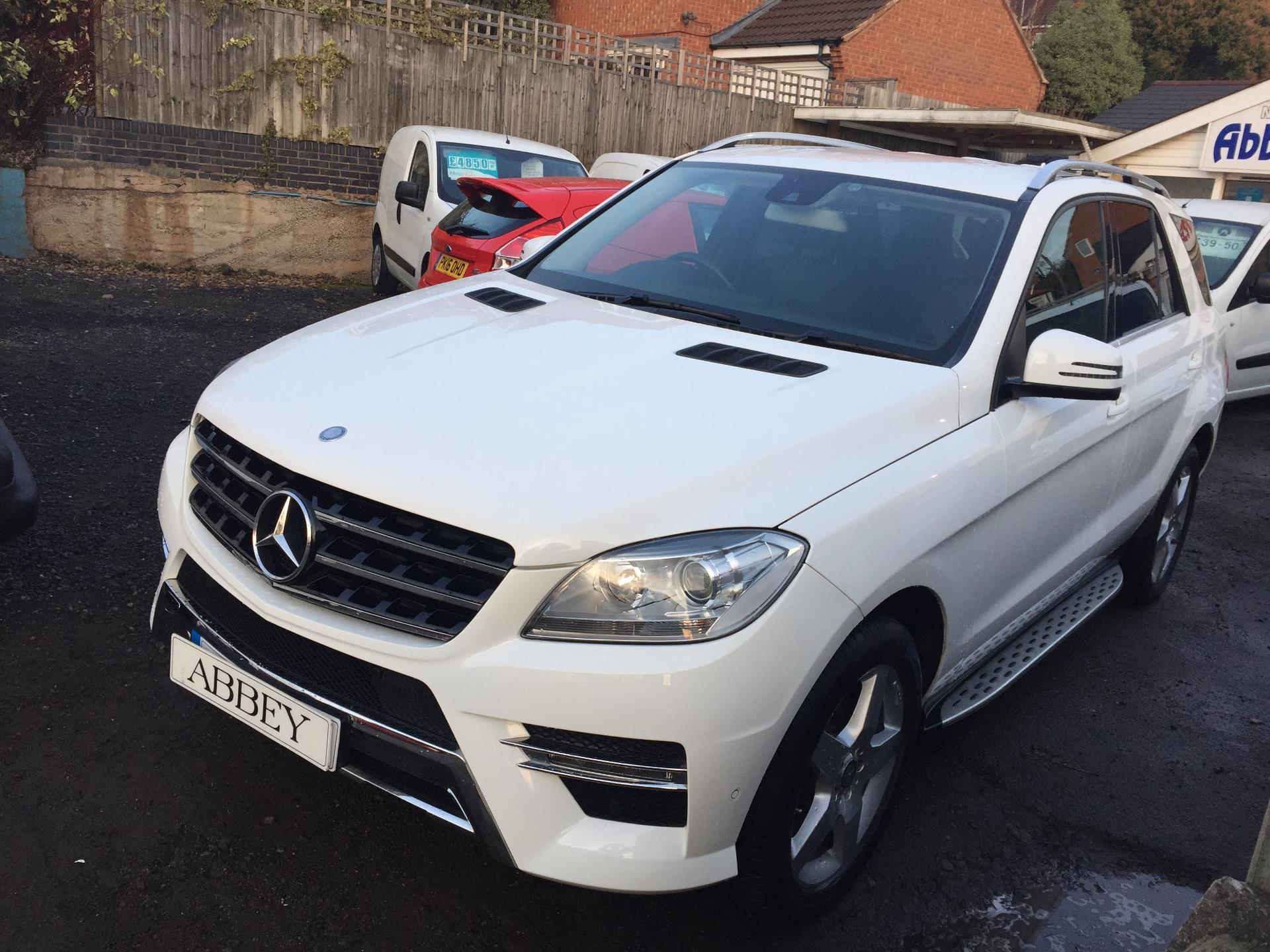 used mercedes benz m class cars for sale in evesham worcestershire