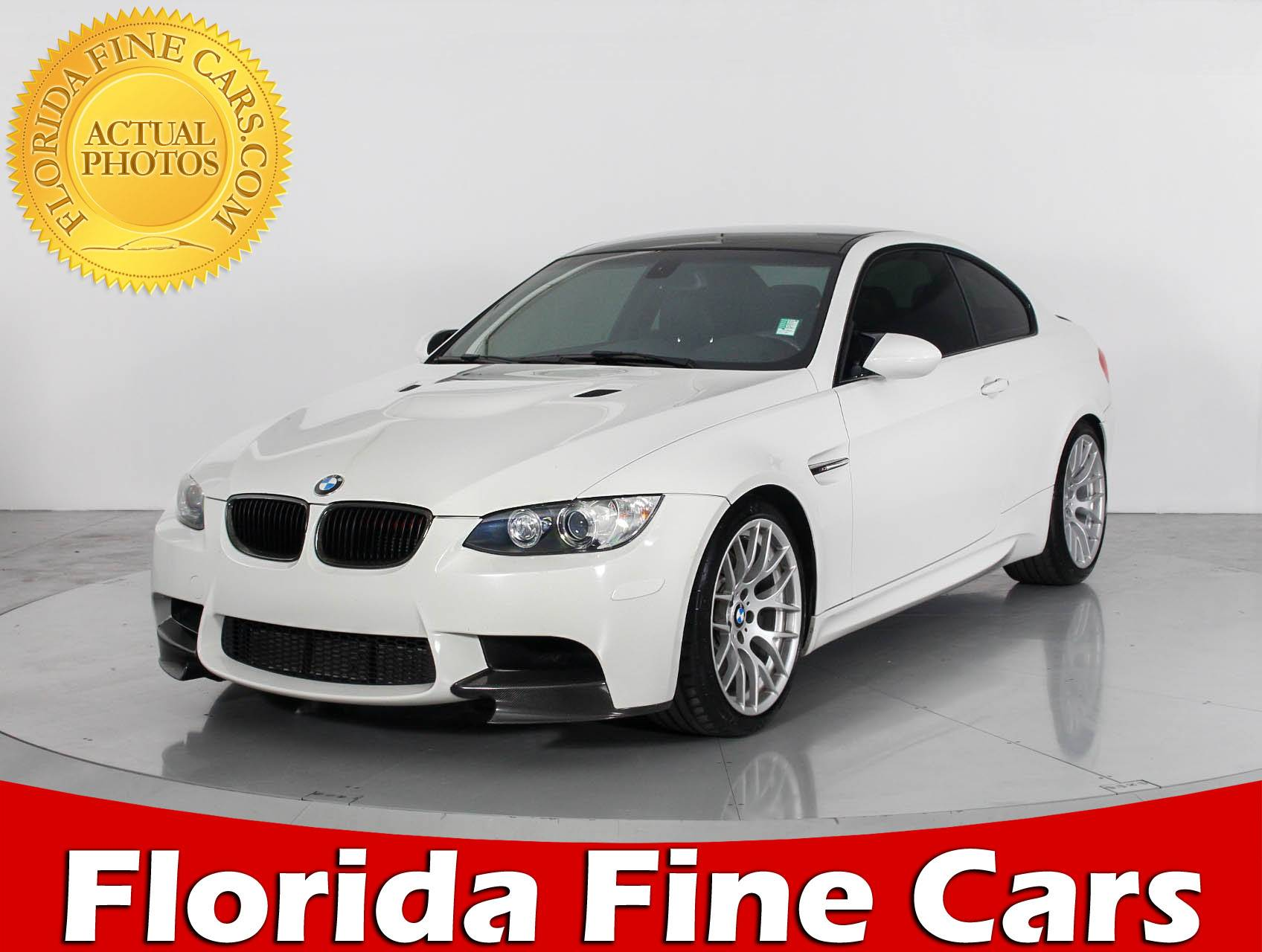 used 2011 bmw m3 petition package coupe for sale in west palm fl