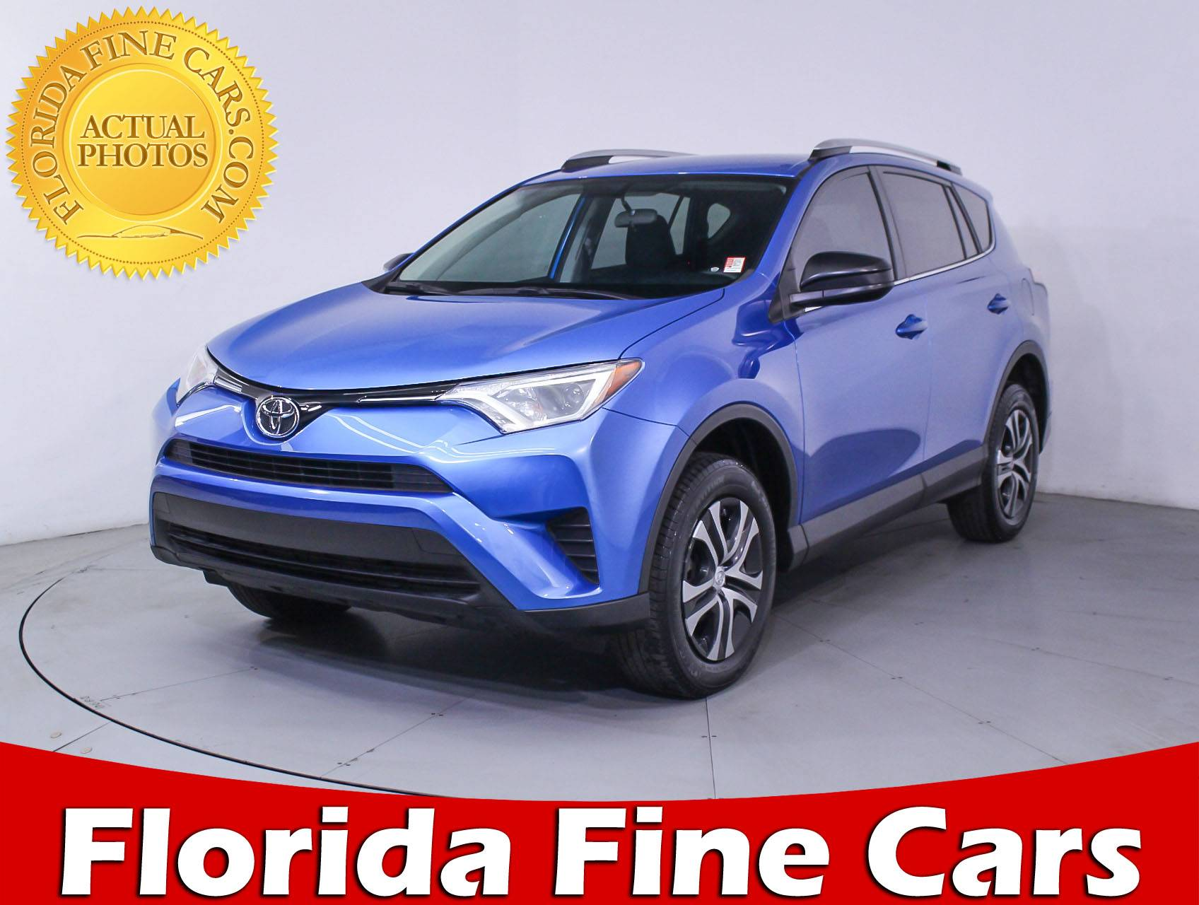 used 2016 toyota rav4 le suv for sale in miami fl