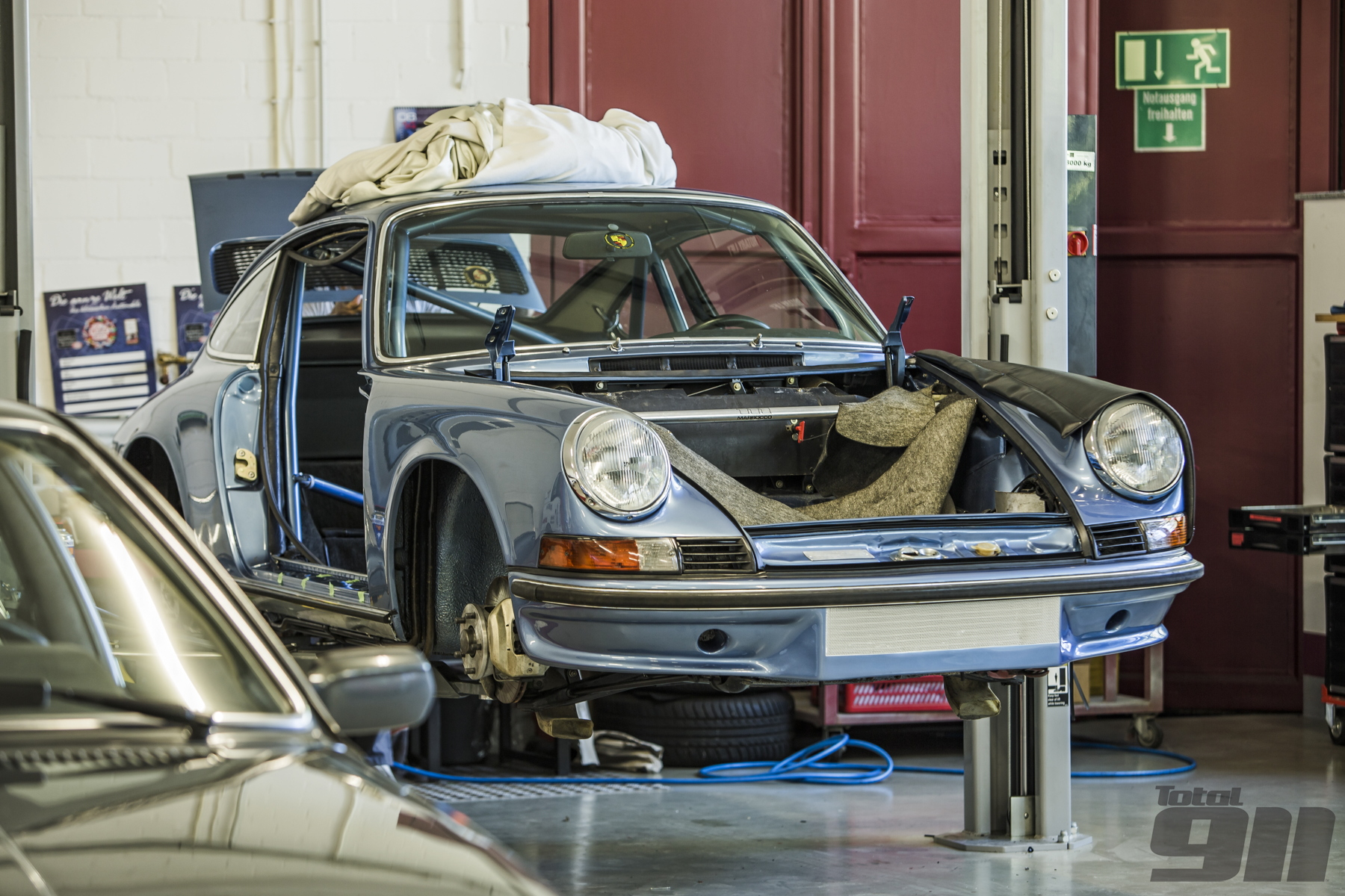 the big question on our lips is what is the rarest porsche to have passed through his hands looking up to the ceiling for a moment to recite each car