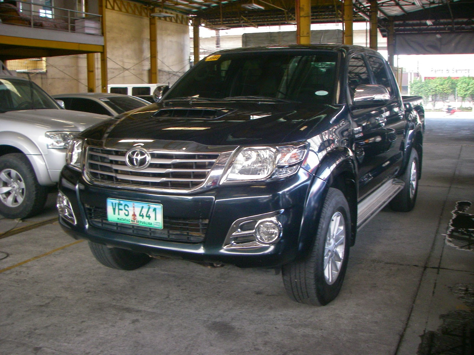Cars Sale Philippines New Cars for Sale In the Philippines 2013 toyota Hilux 4×4 Manual Sel