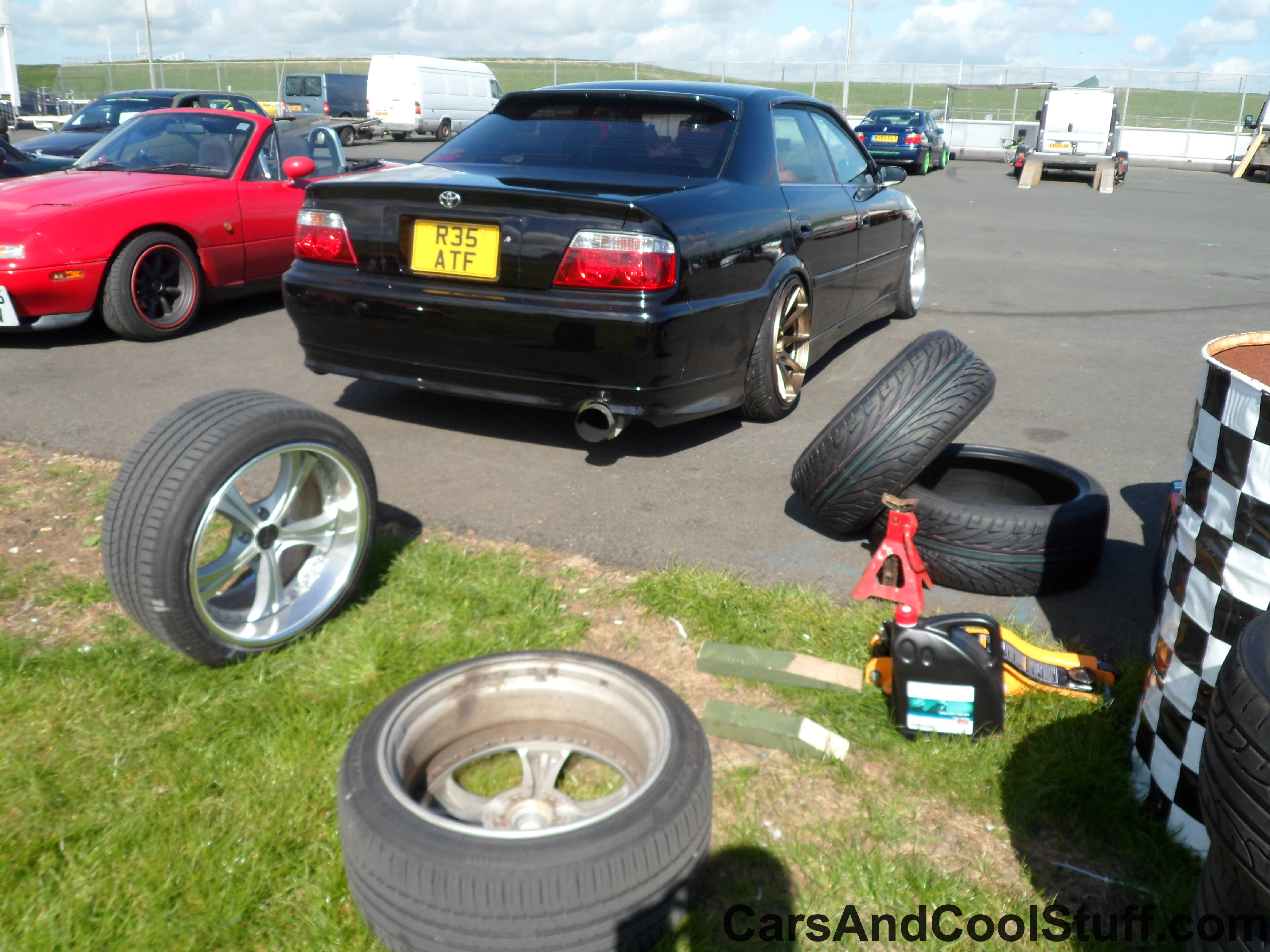 toyota chaser for sale uk