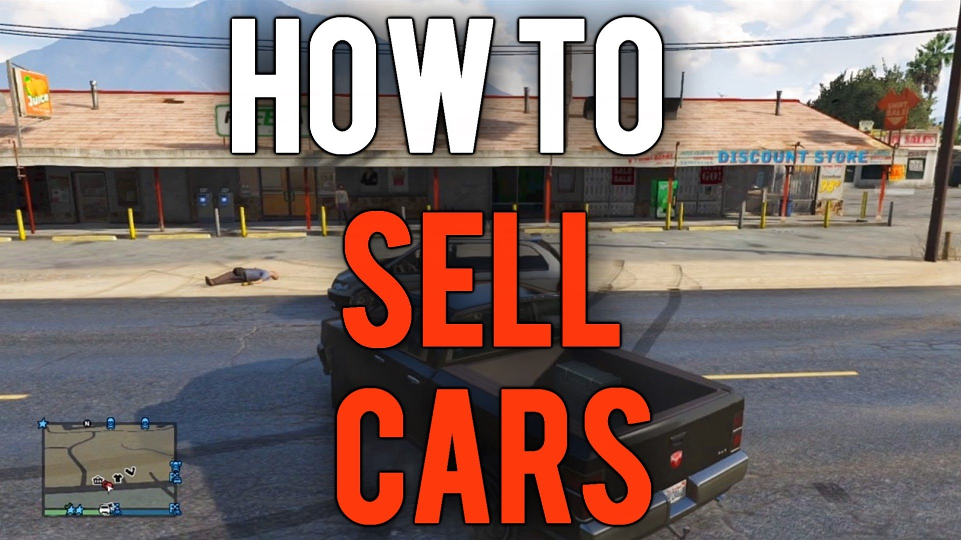 new gta 5 online tutorial how to sell cars for quick and easy money audio fixed youtube