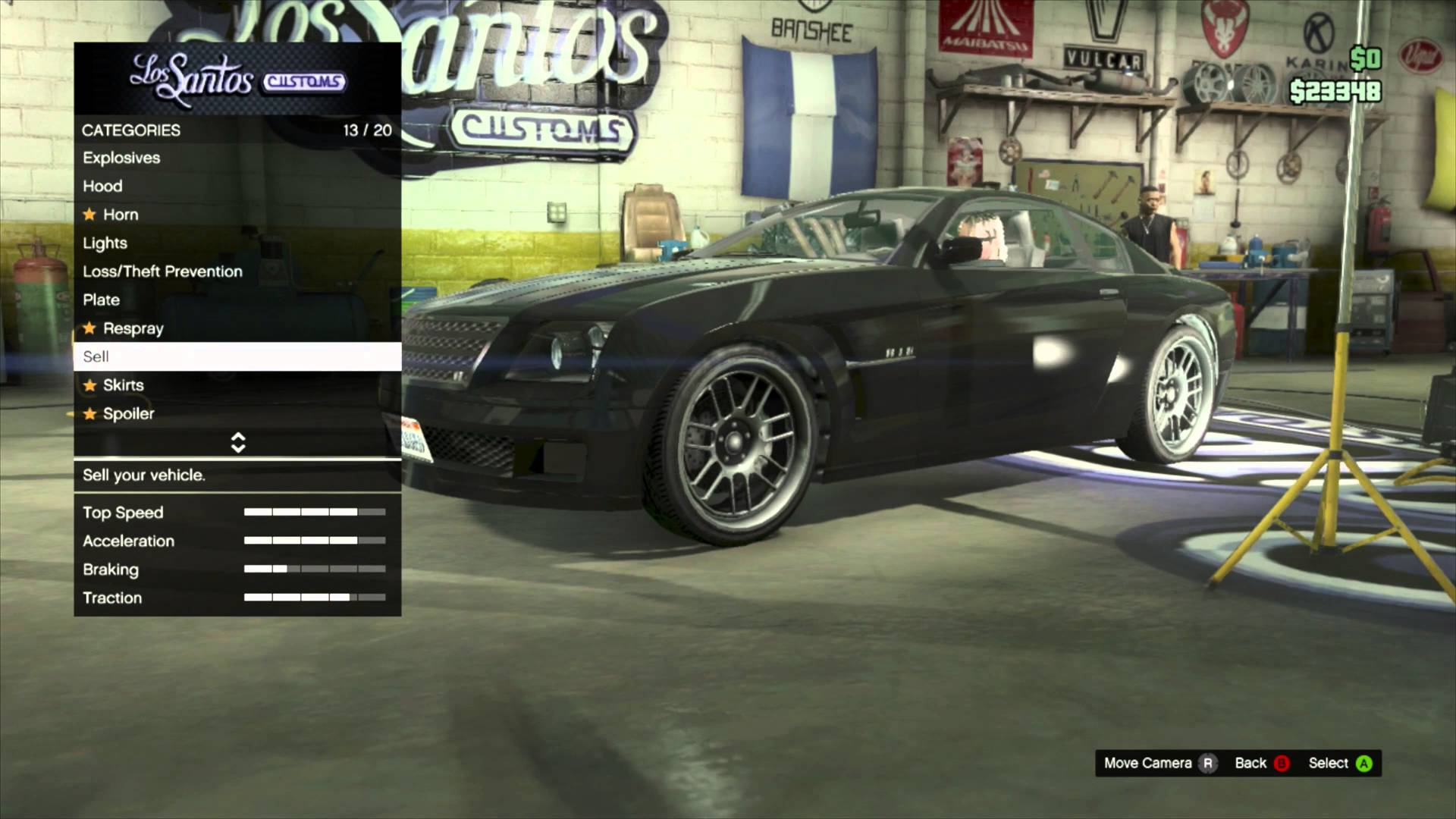 how to find los santos customs and sell your car in gta v online gta 5