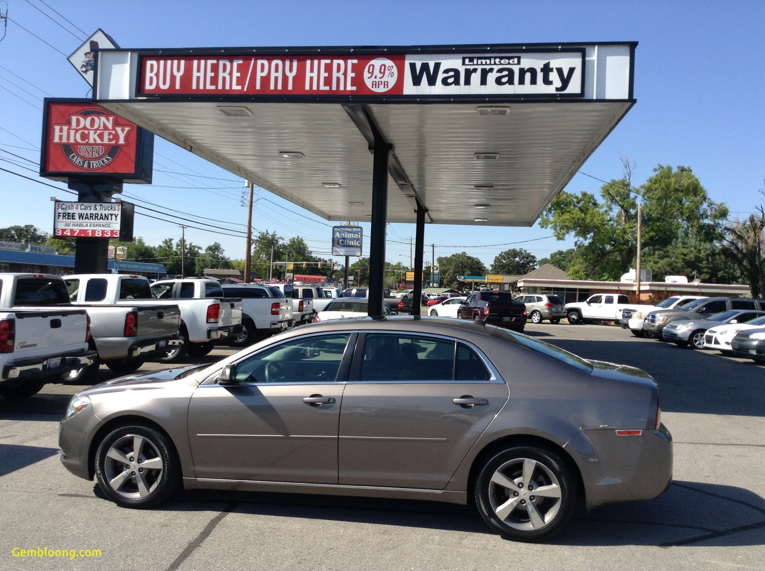 New Cash for Used Cars