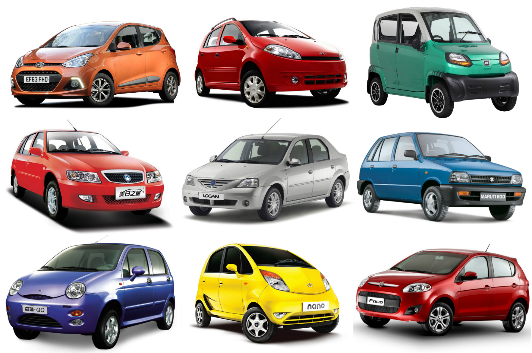cheapest new cars the list of crazy cheap cars