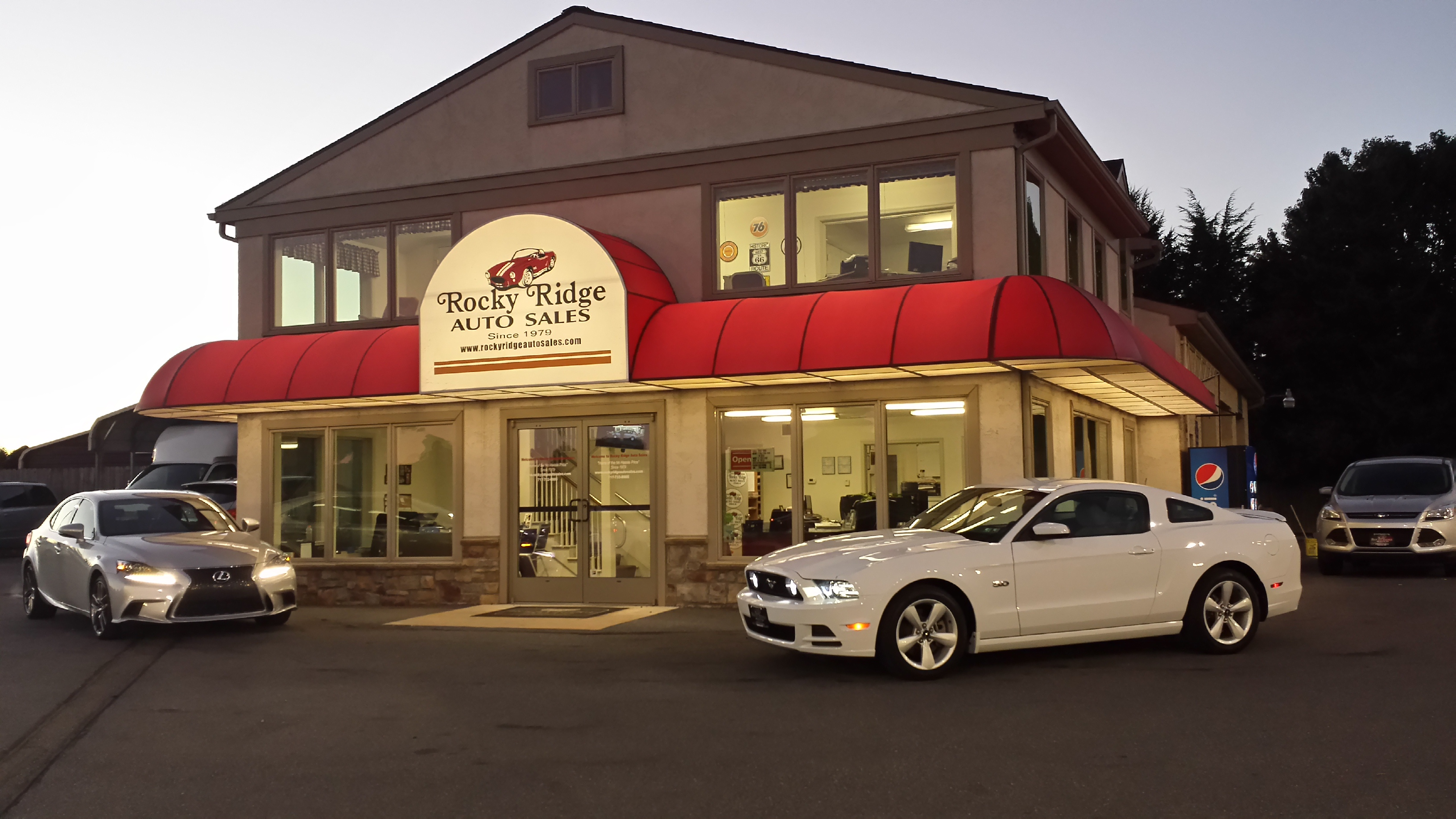 rocky ridge auto sales in ephrata pa