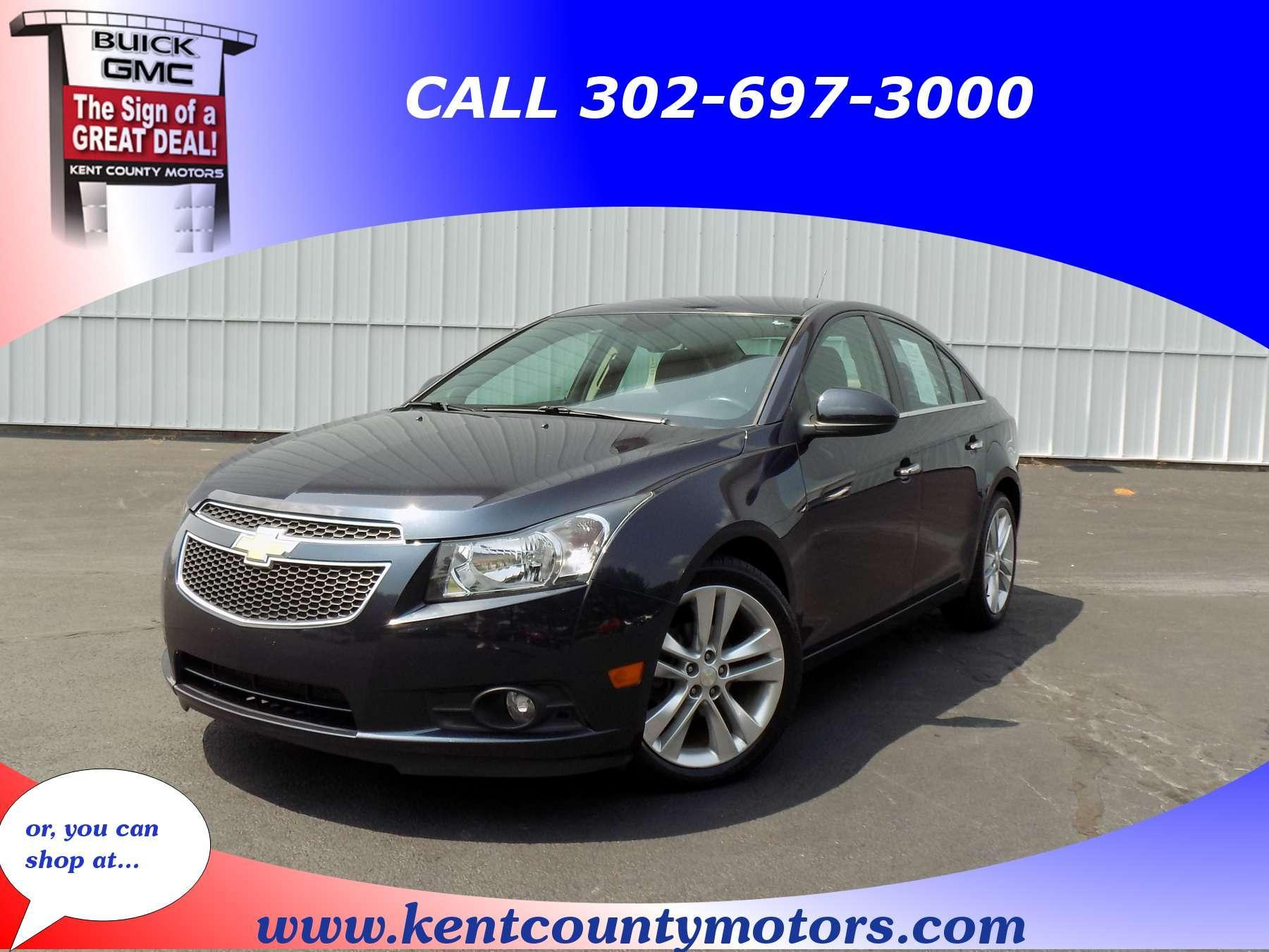 2014 chevrolet cruze vehicle photo in dover de