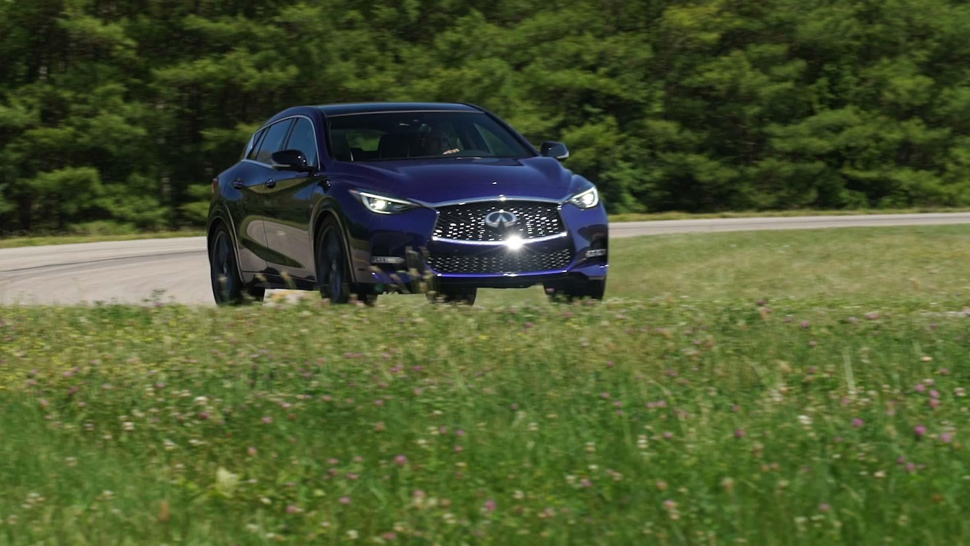 Consumer Reports Best Used Cars Unique 2017 Infiniti Qx30 Suv Has International Flair Consumer Reports