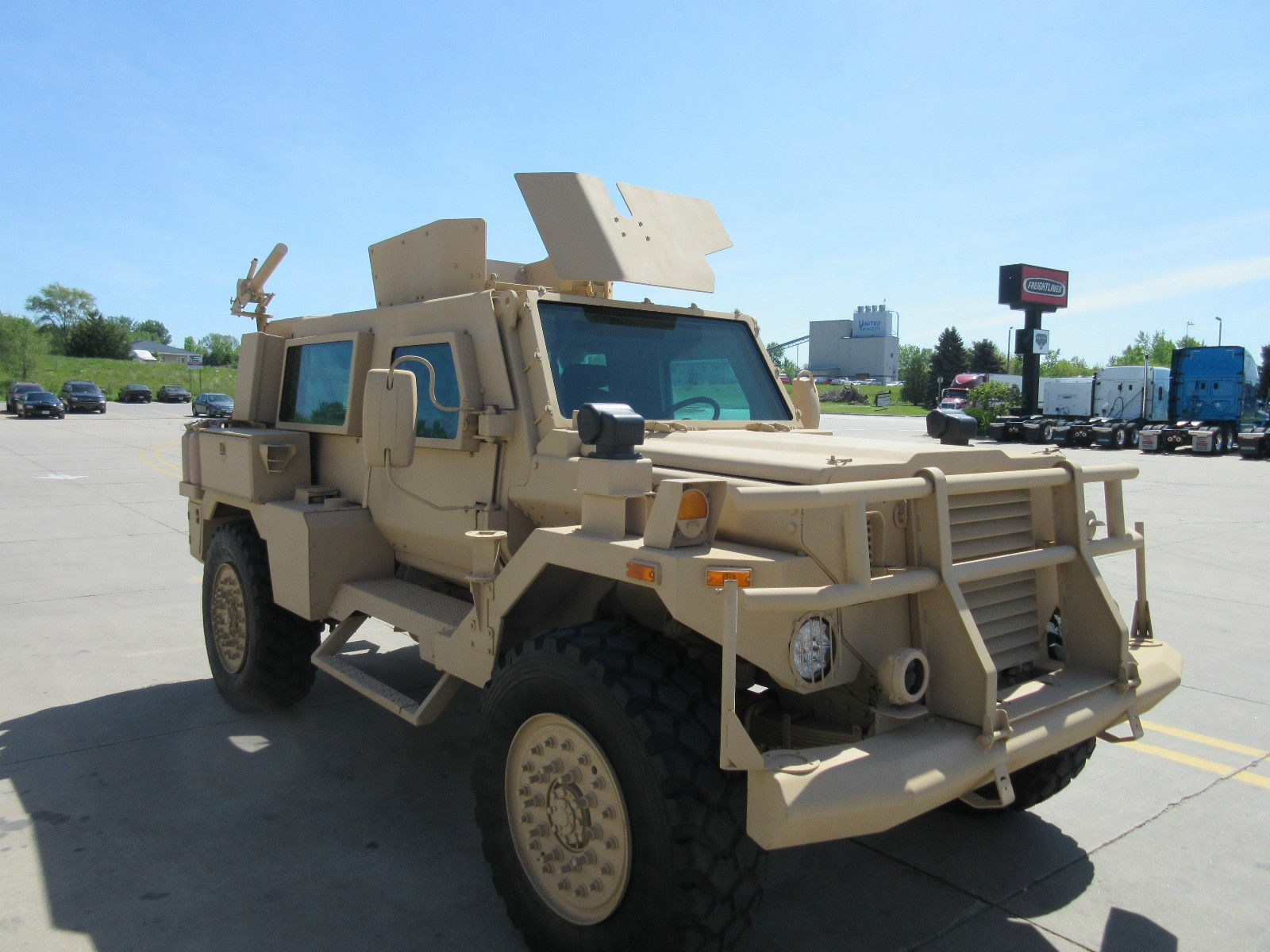 Ebay Used Cars for Sale Awesome Armored Military Vehicle Used In Iron Man 3 is On Ebay Autoevolution
