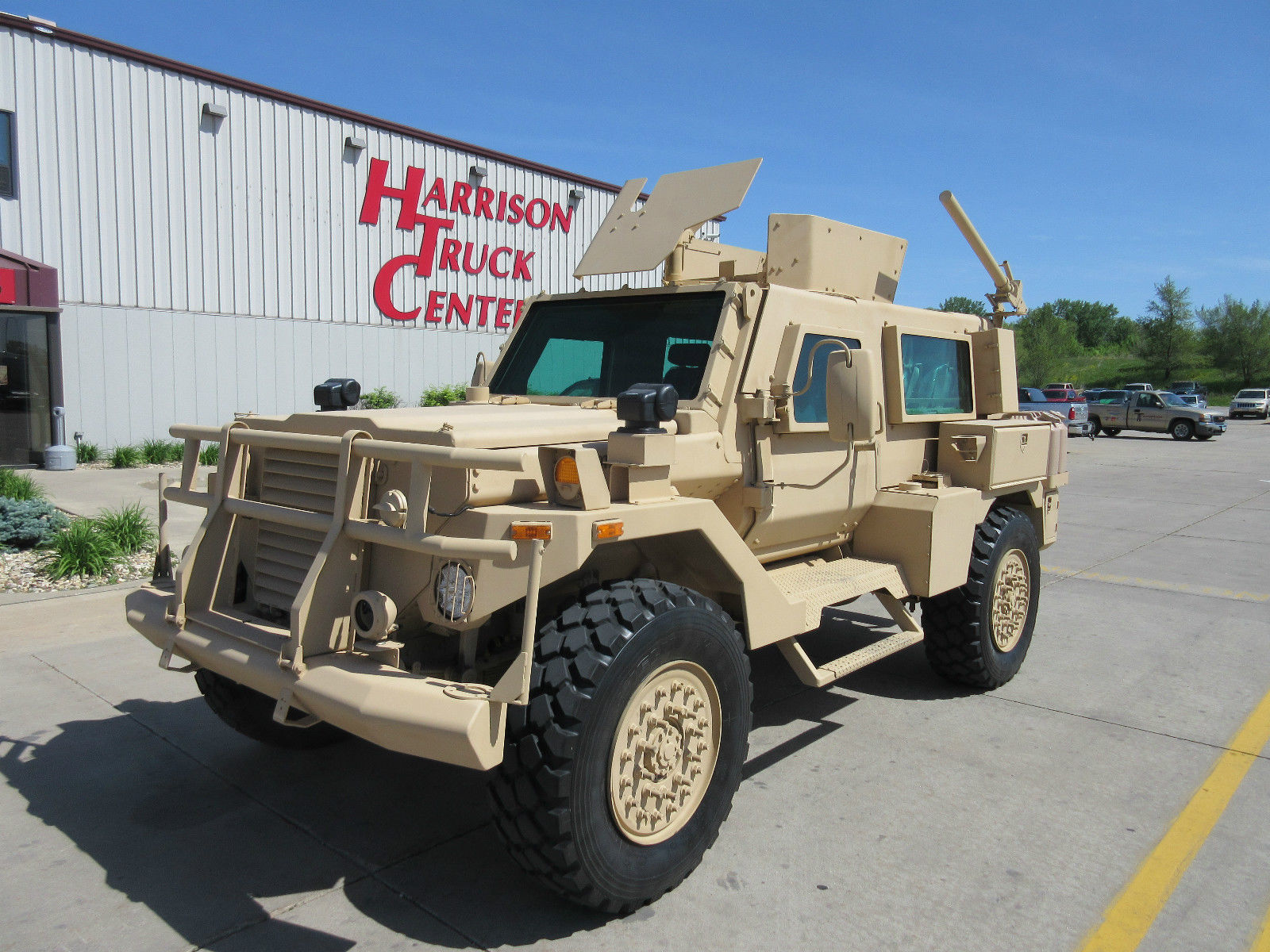 Ebay Used Cars for Sale Lovely Armored Military Vehicle Used In Iron Man 3 is On Ebay Autoevolution
