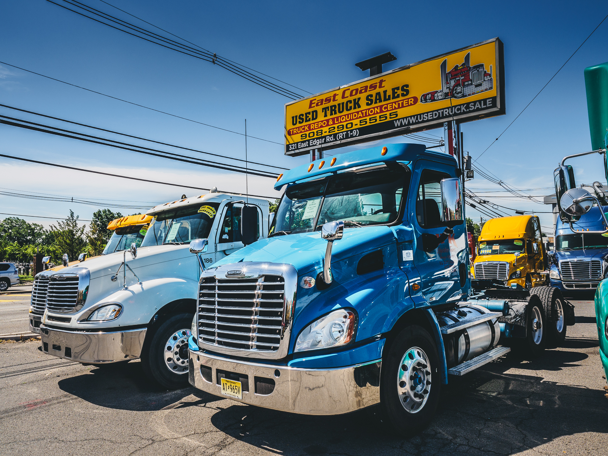 about east coast used truck sales