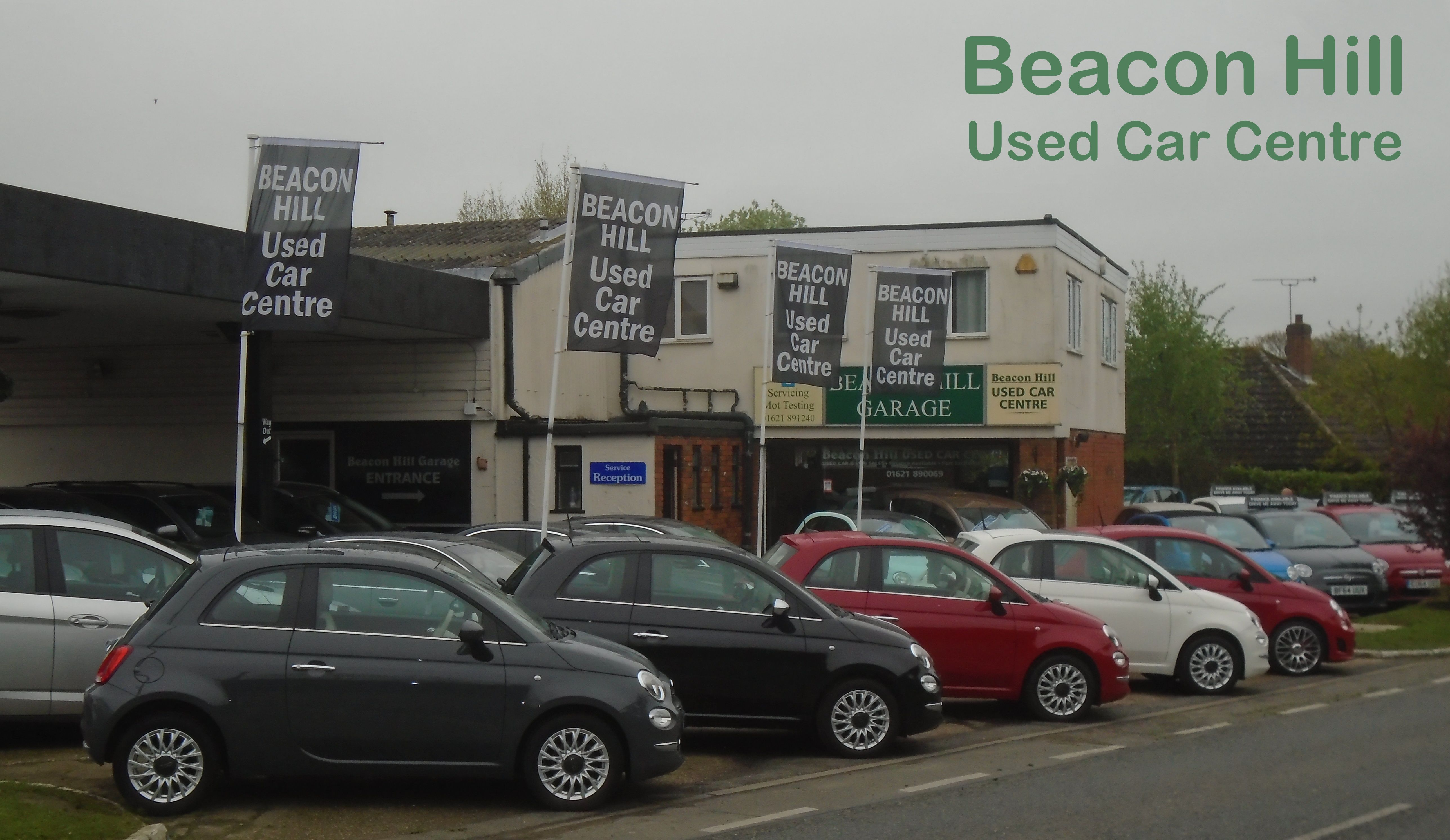Garys Used Cars Lovely Beacon Hill Used Car Centre In Wickham Bishops Used Cars Es