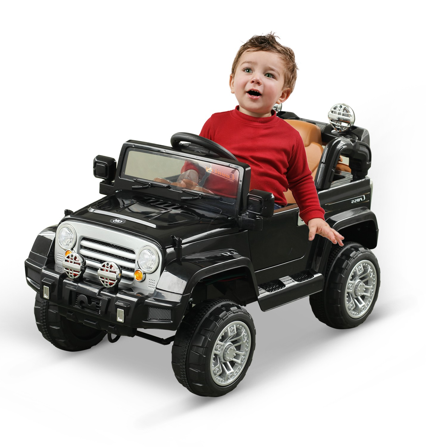 Jeep toddler Car Elegant Aosom 12v Kids Electric Ride On toy Truck Jeep Car with Remote