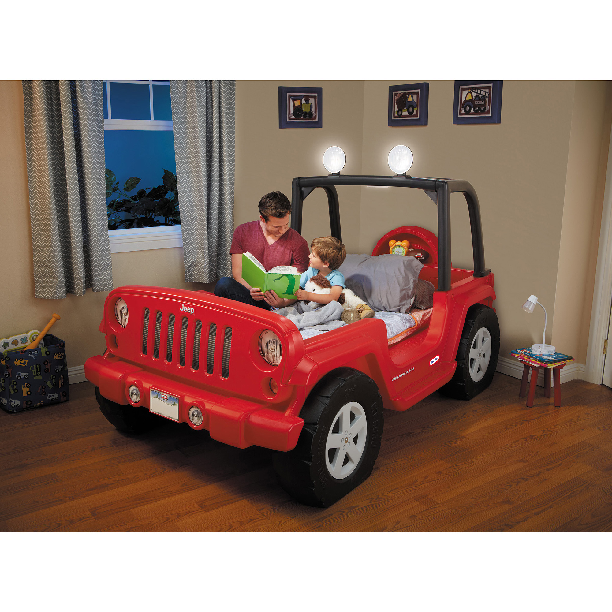 Unique Jeep toddler Car