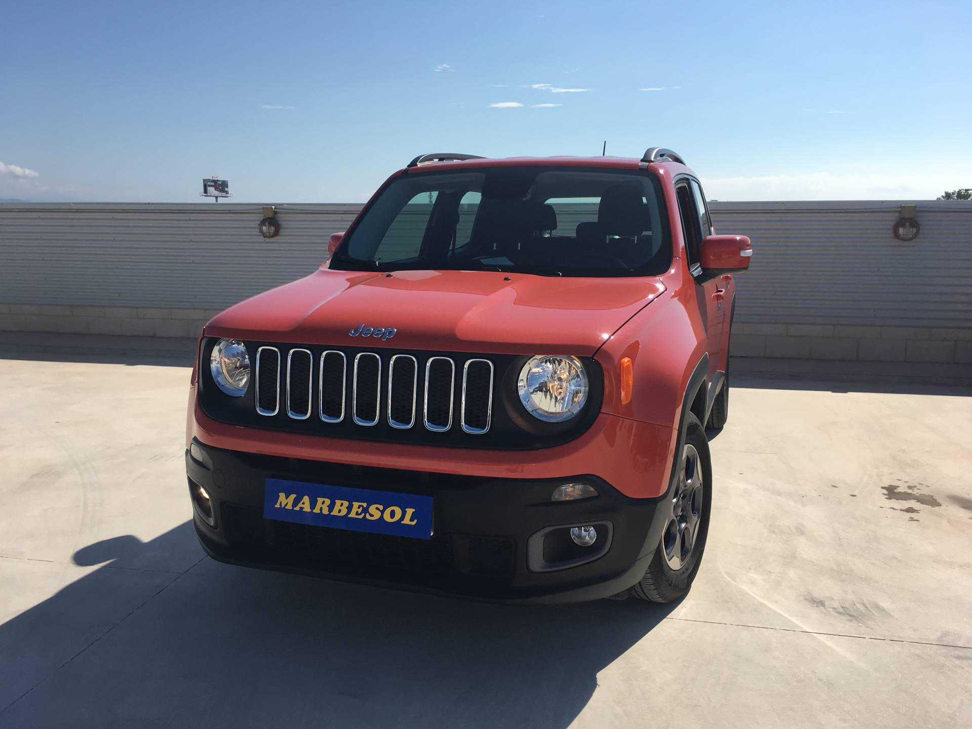 jeep renegade 1 6 mjet longitude 120 cv sales used cars malaga used car dealers cars for sales okcoches