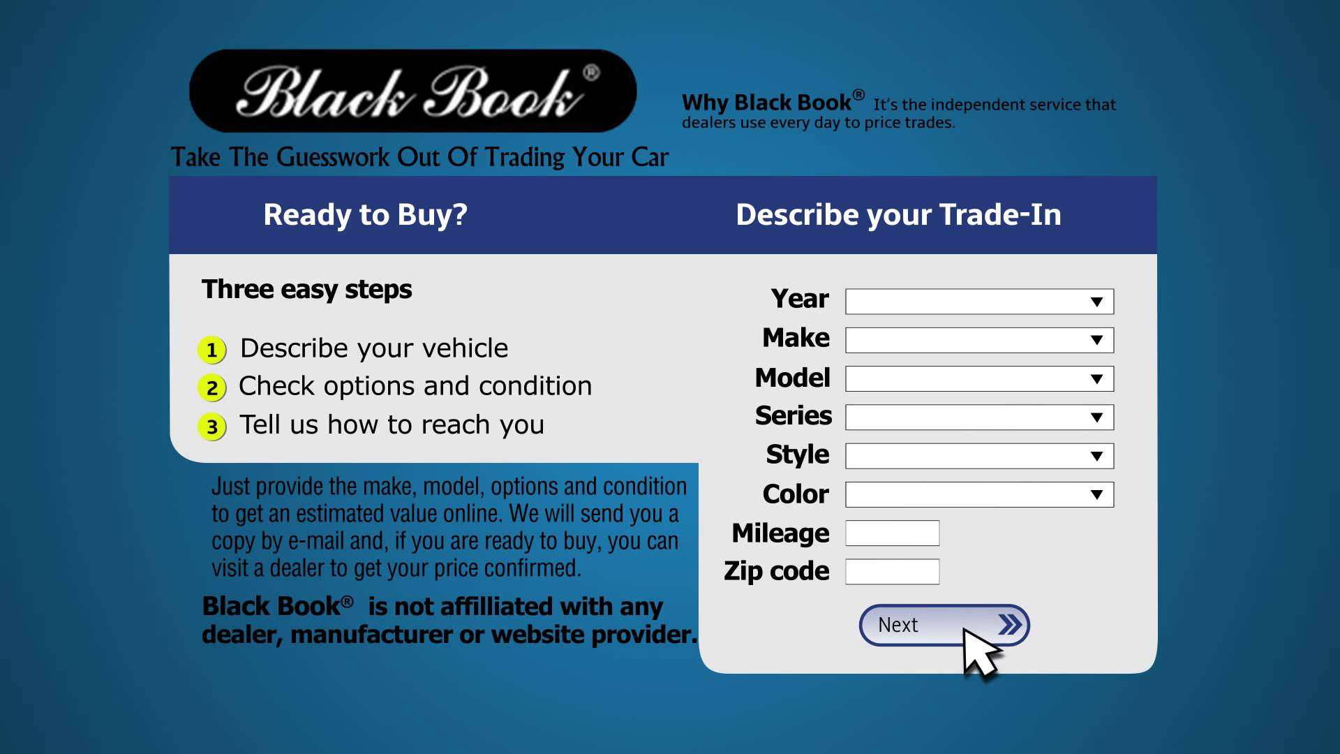 what s my car worth black book prices from vern eide