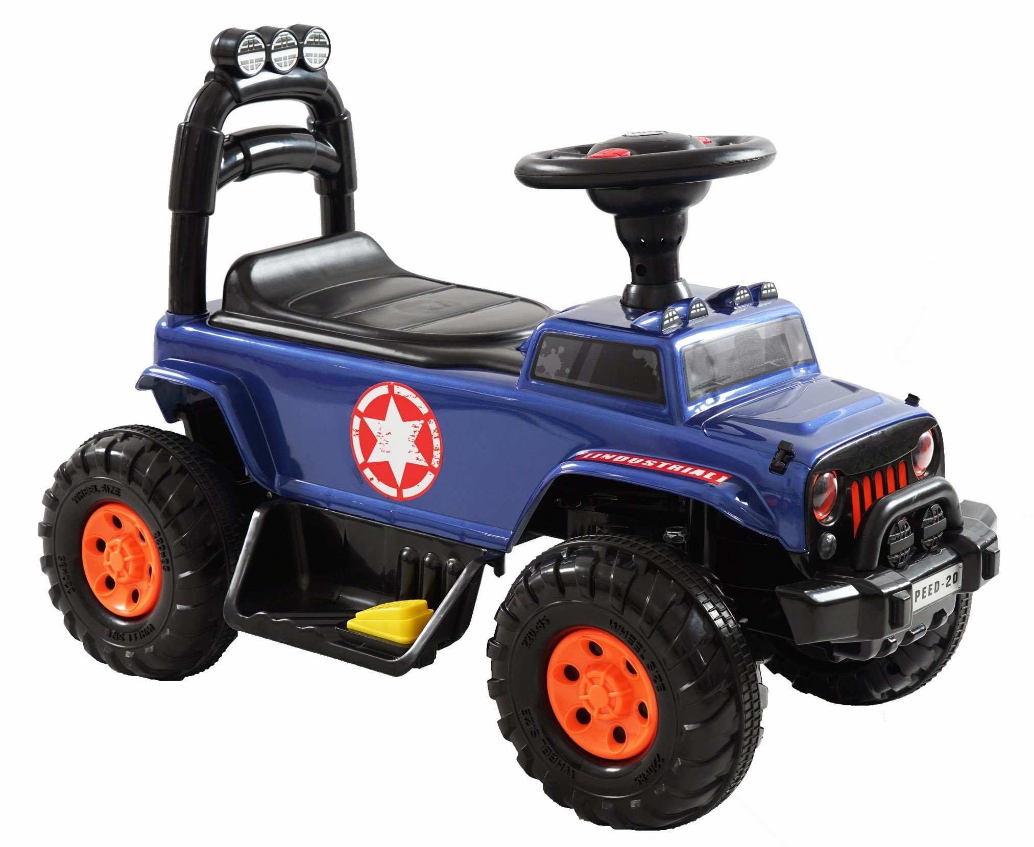 Kids Jeep Elegant Kids 4×4 Mini Jeep Electric Ride On Foot to Floor Car Vehicle Model