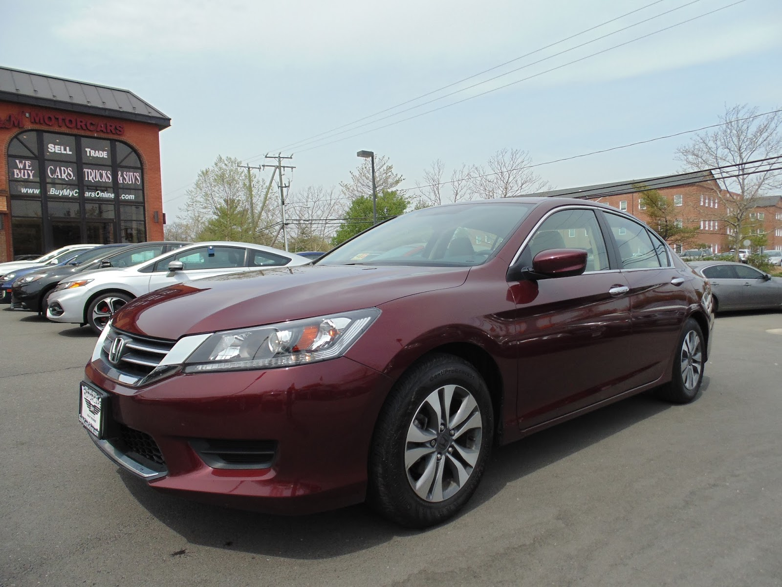Local Used Cars for Sale Elegant Local Used Cars for Sale 2013 Honda Accord Lx In Maroon Color Up