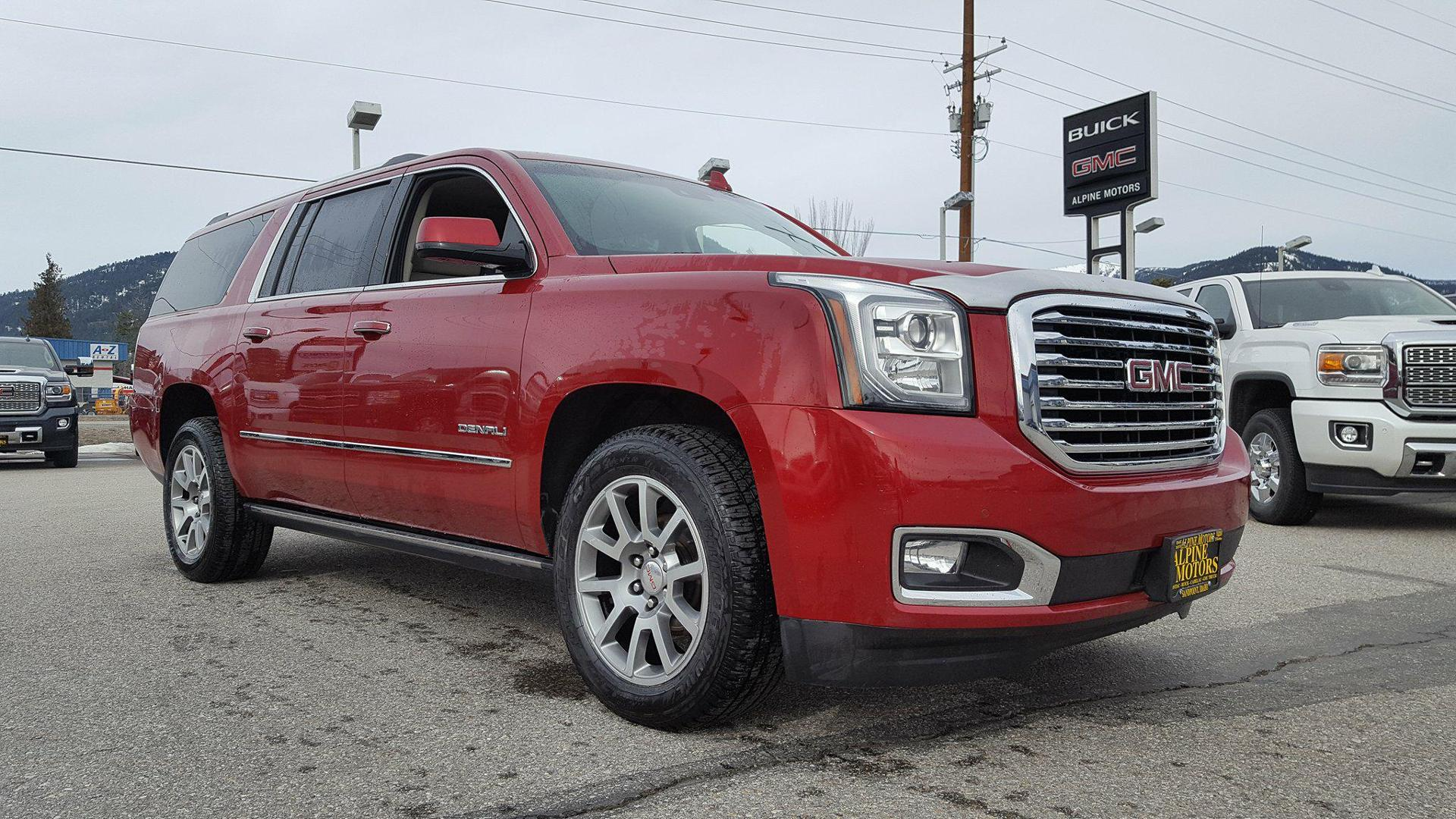 2015 gmc yukon xl vehicle photo in ponderay id