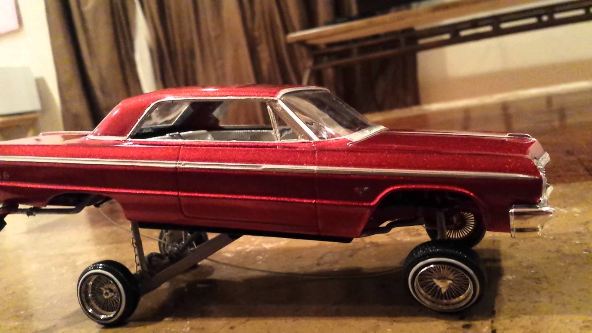 Lowrider Cars for Sale Near Me New 64 Impala Lowrider Model Car Hopper Youtube