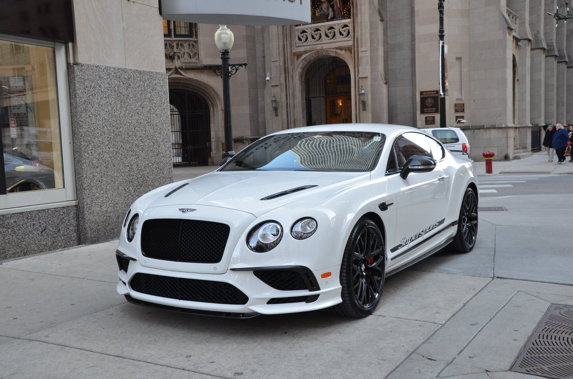 2017 bentley continental supersports stock b1013 for sale near chicago il