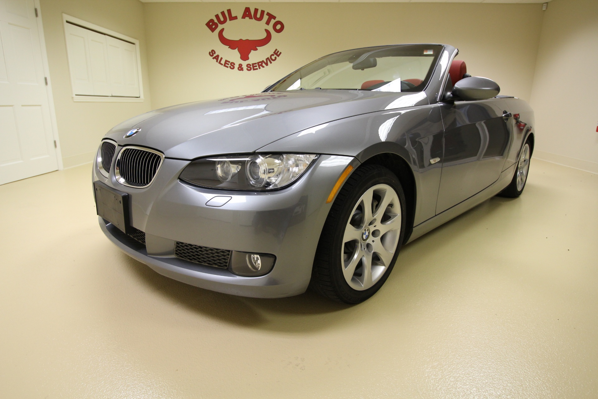 used 2007 bmw 3 series 335i rare 6 speed manual super low miles 35k