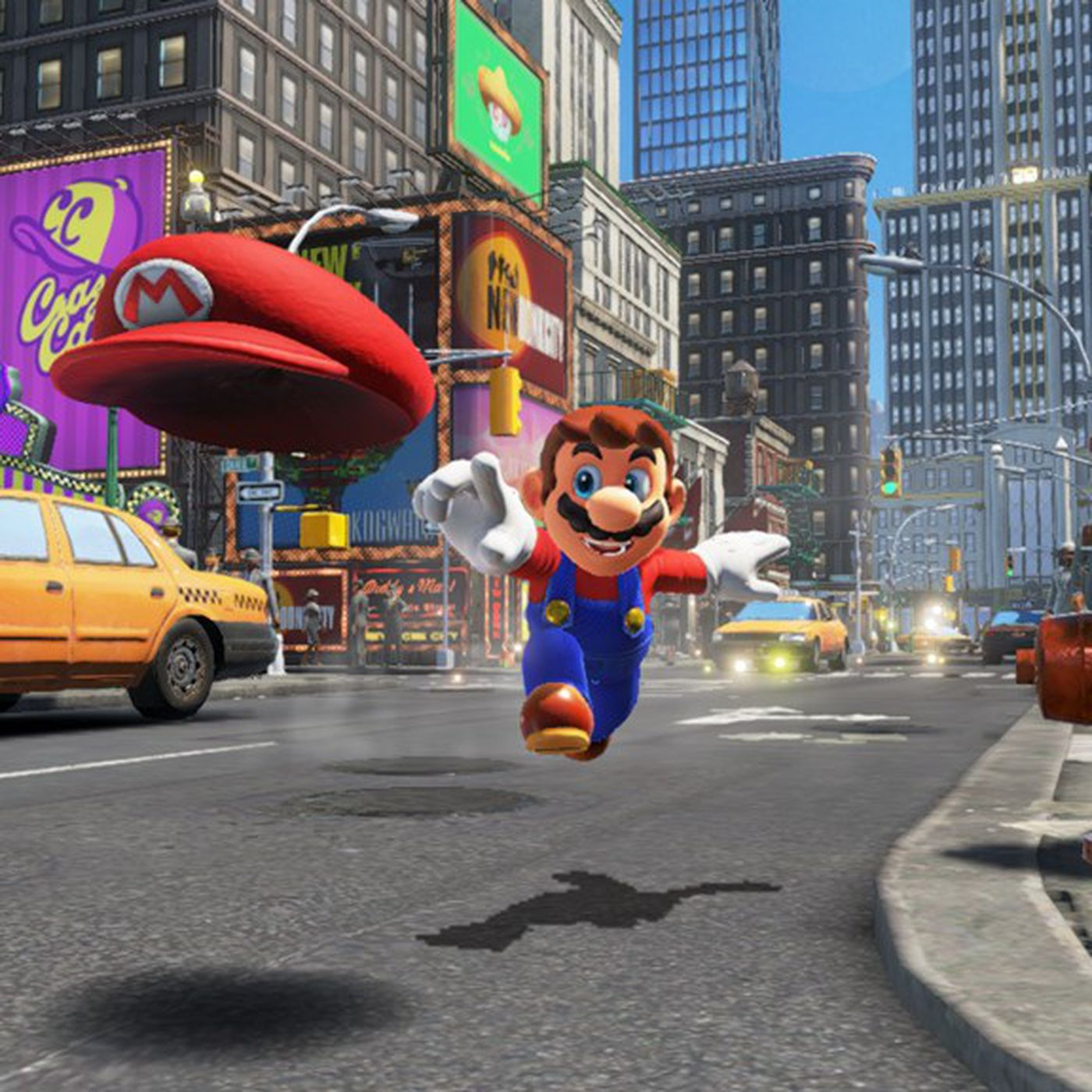 Marios Used Cars Luxury Super Mario Odyssey is Big Plex and Surprisingly Hard the Verge