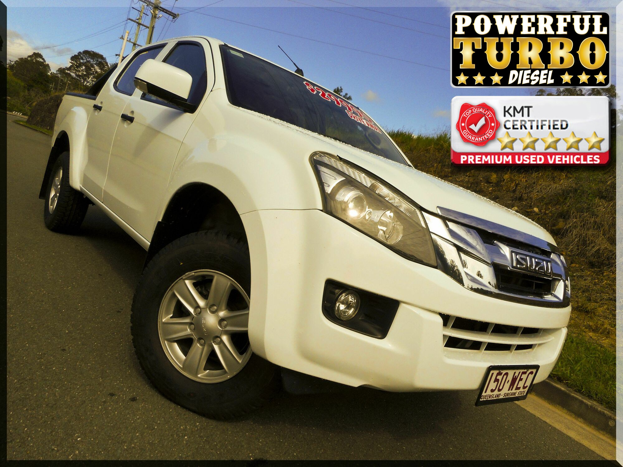 4 new used demo isuzu d max turbo sel 4x4 for sale sunshine coast qld