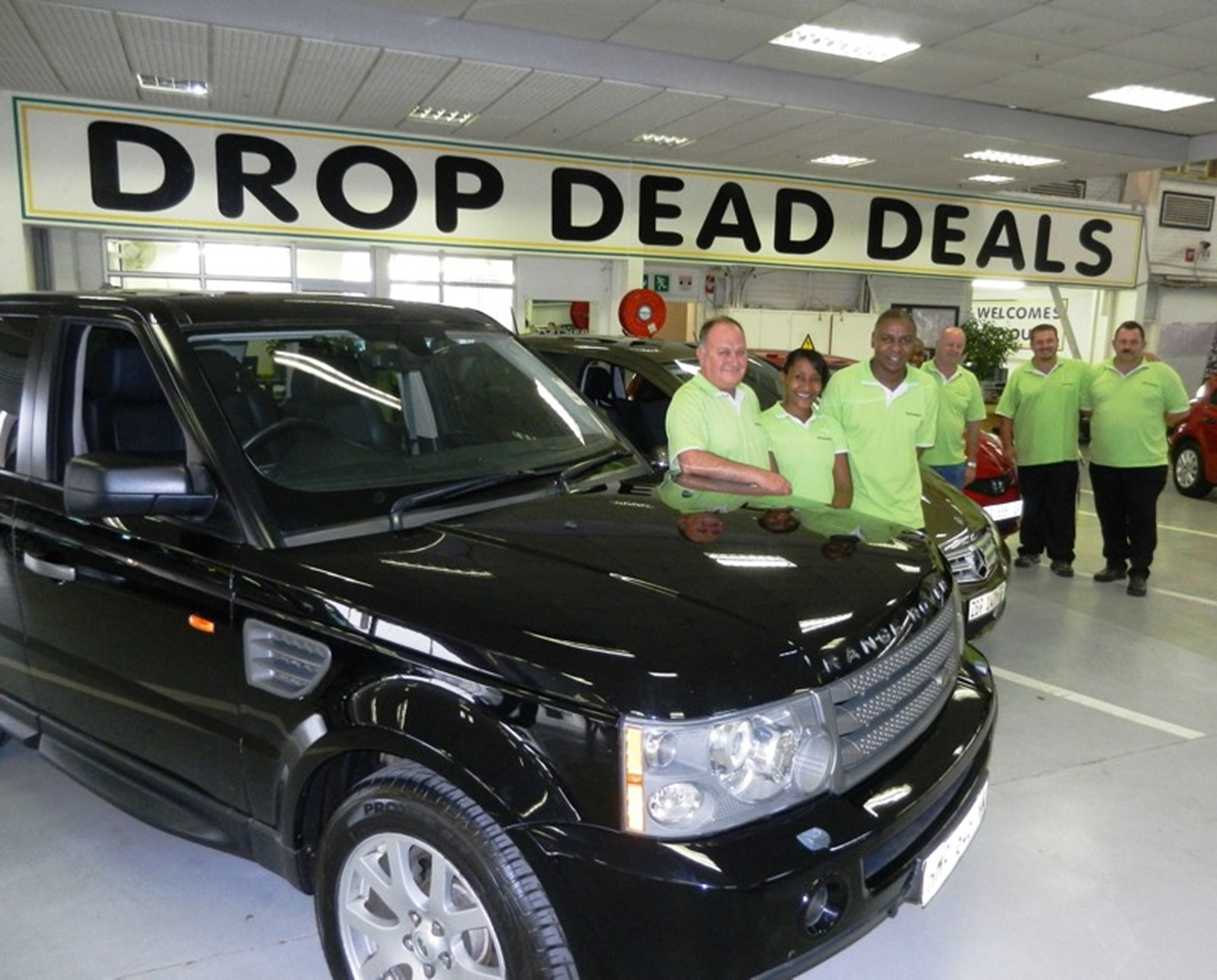 burchmore s secures huge consignment of used cars