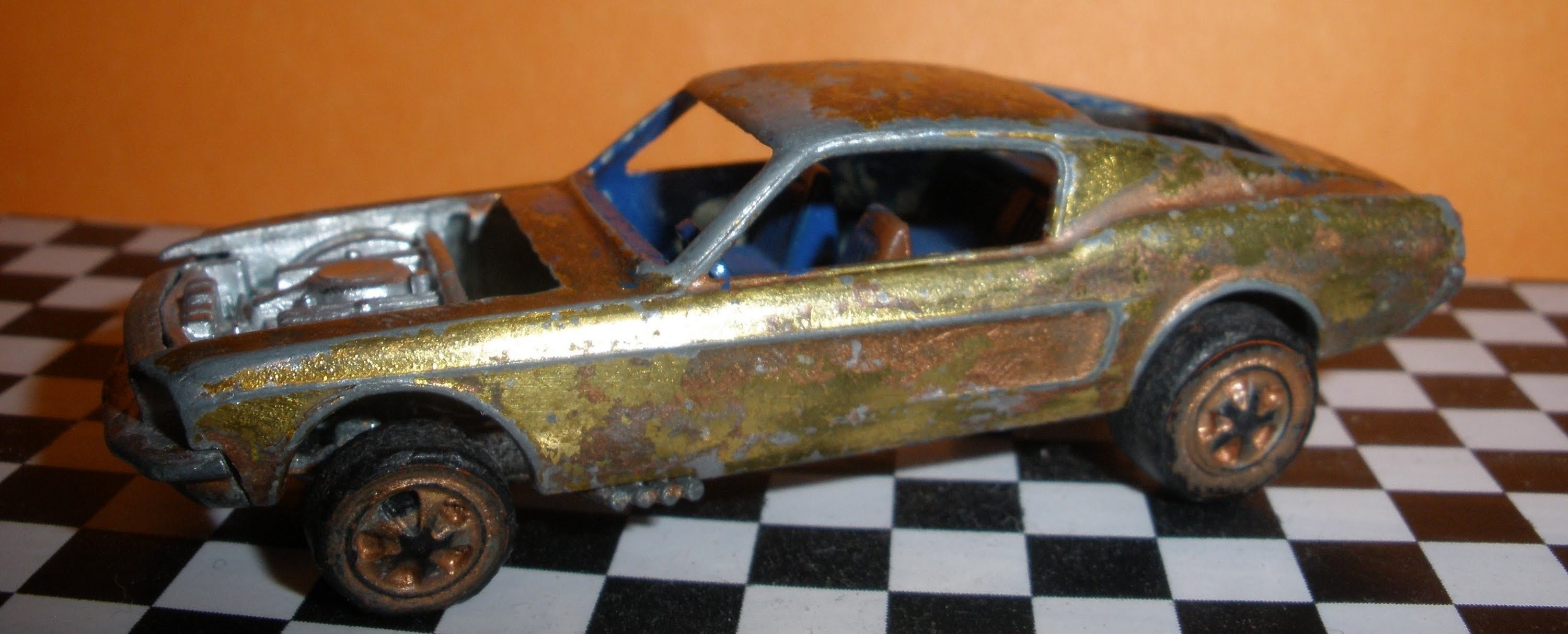 old hot wheels matchbox tootsie toy cars and more found at garage sale youtube