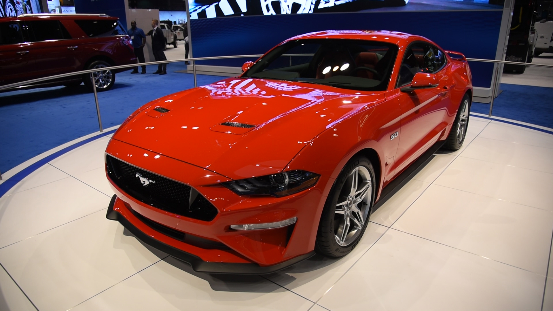 fords 27s mustang