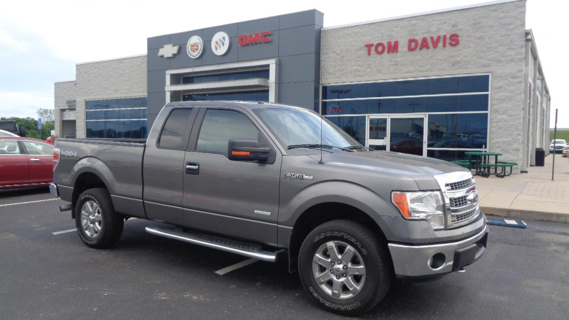 2014 ford f 150 vehicle photo in parsons ks