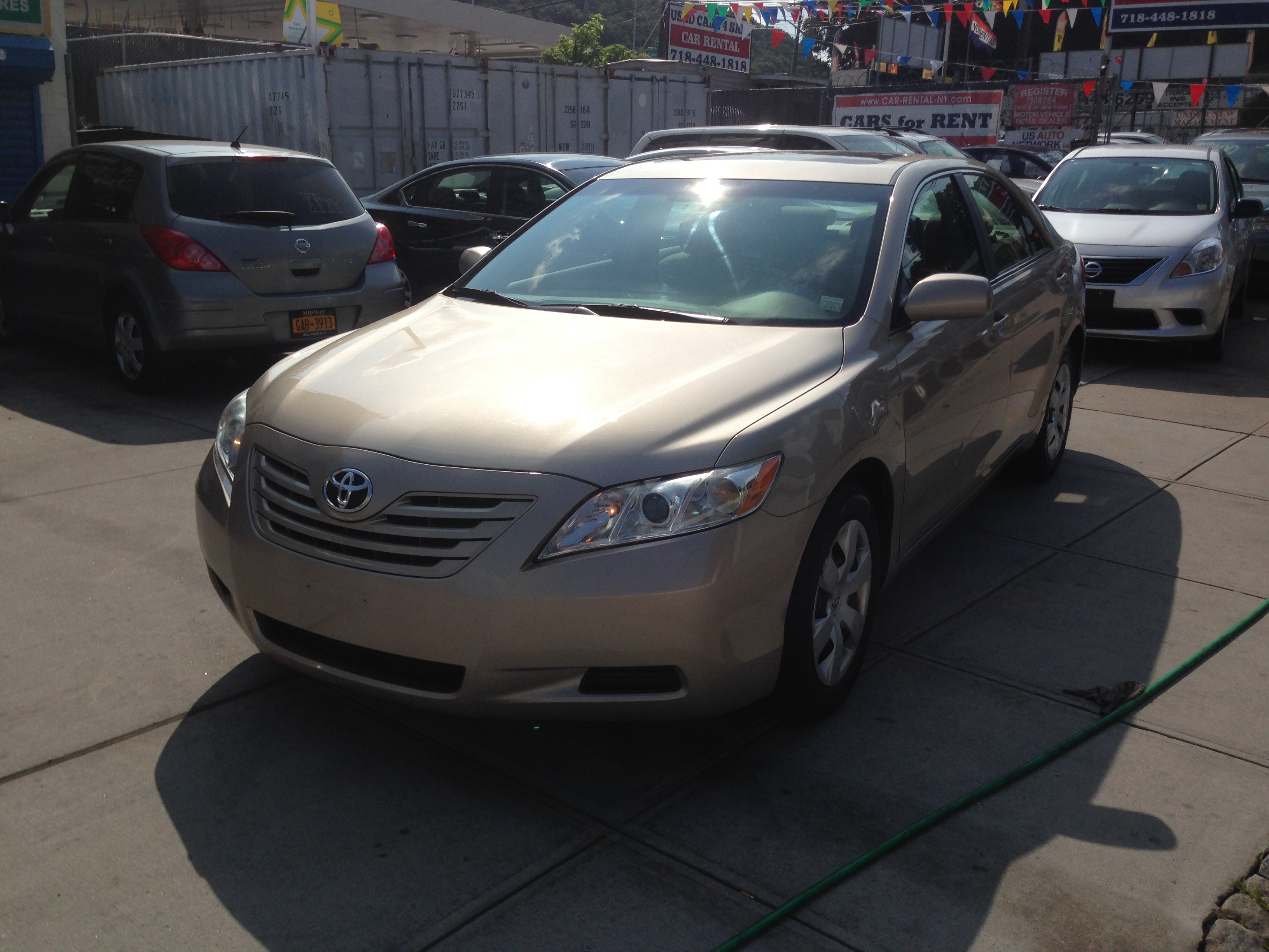 used car 2007 toyota camry for sale in staten island ny