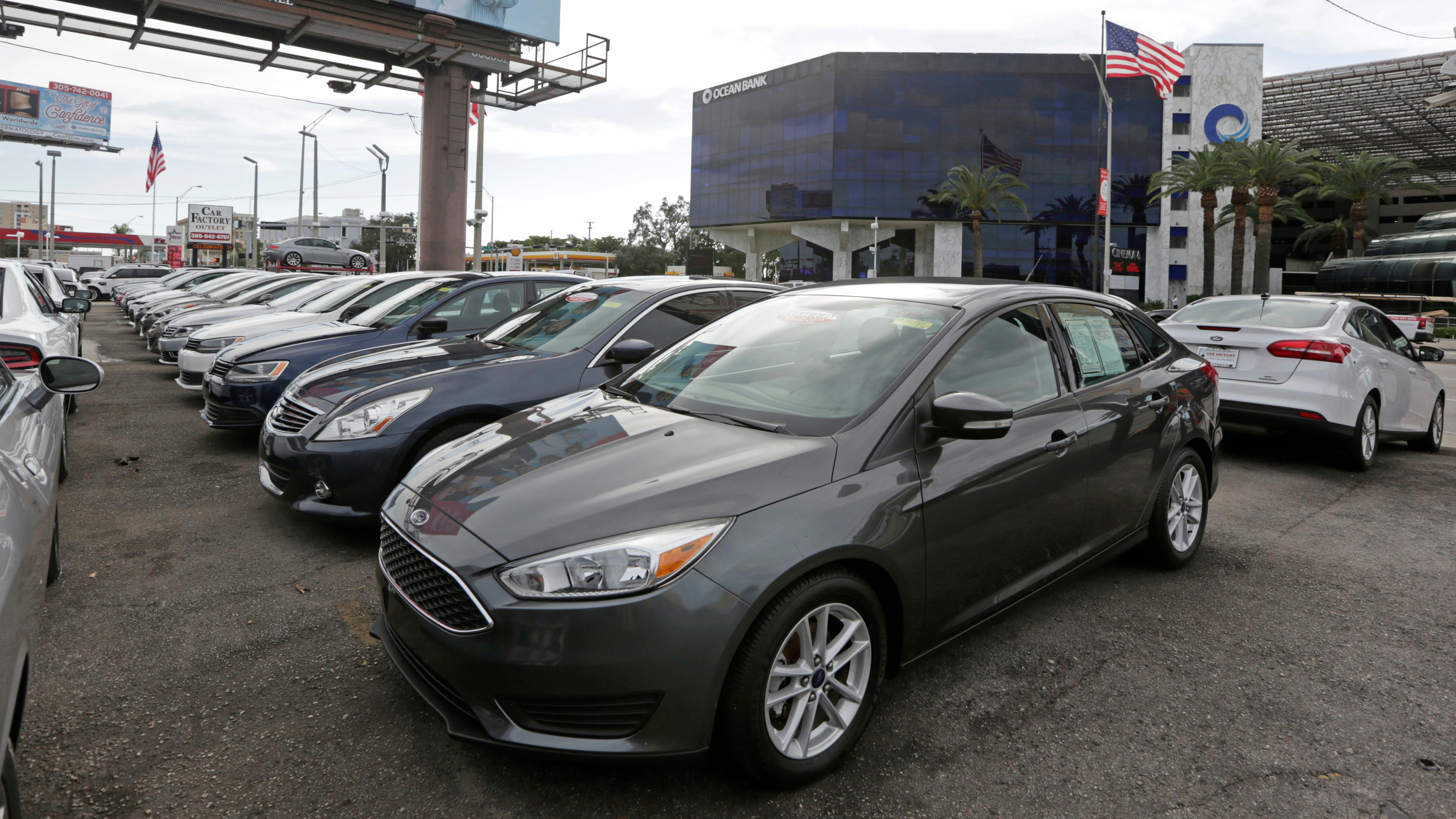 on the money glut of used cars gives ers more options washington times
