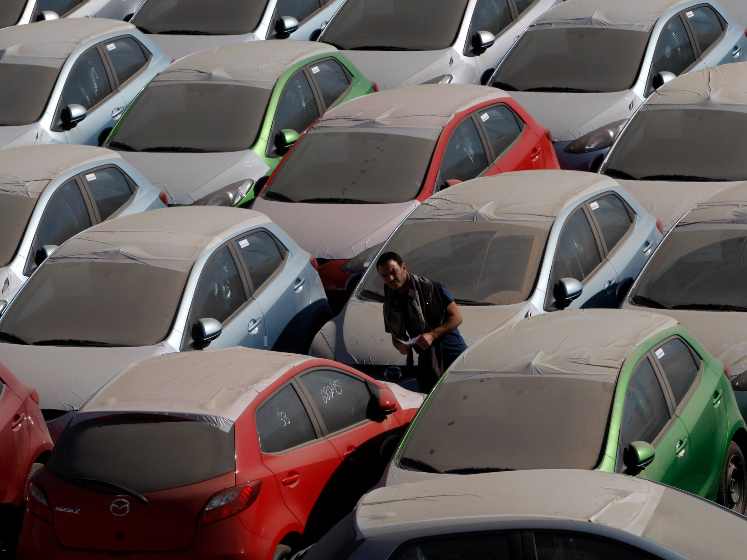 used cars reuters baz ratner