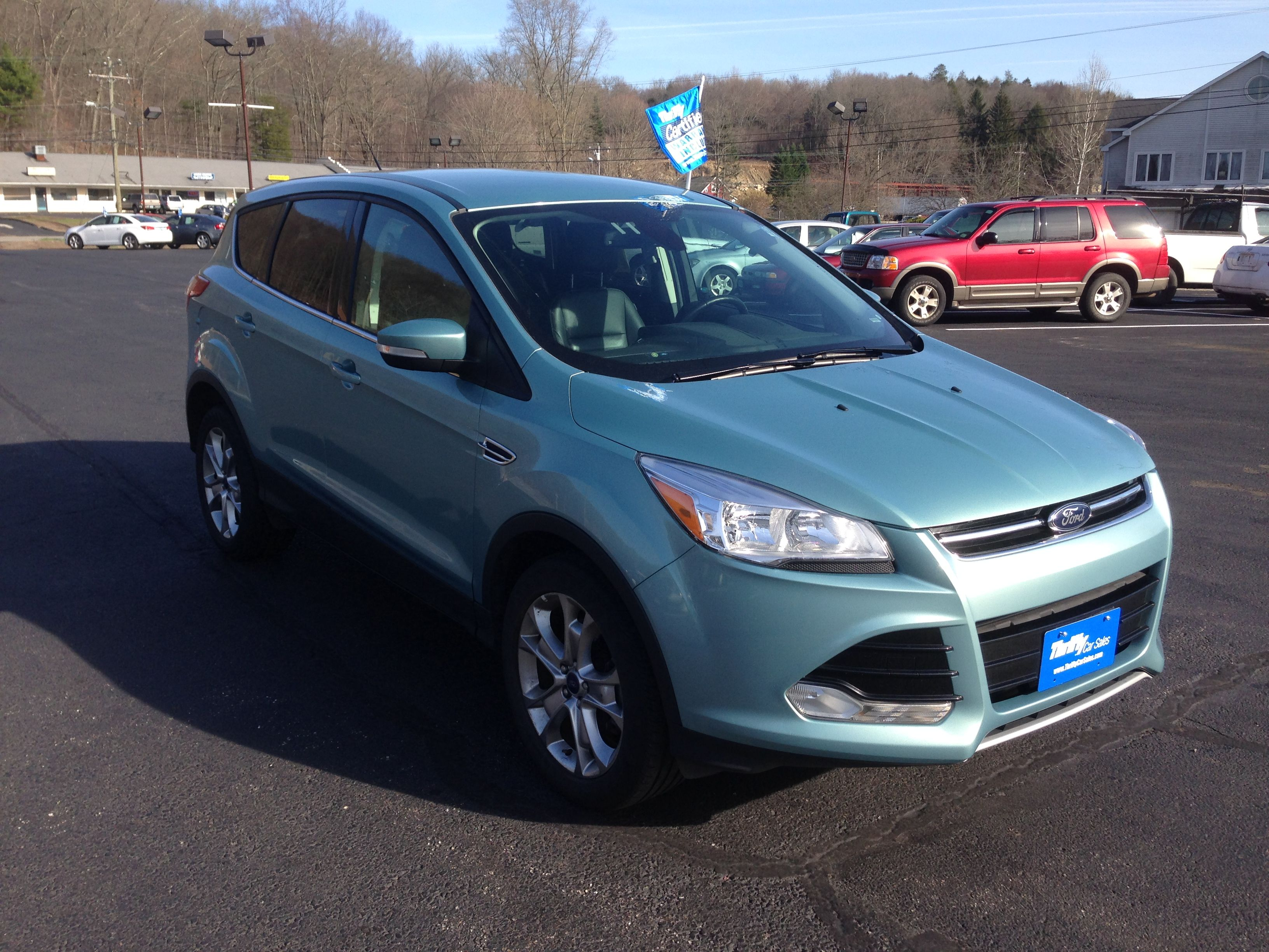 i like this 2013 ford escape sel what do you think s