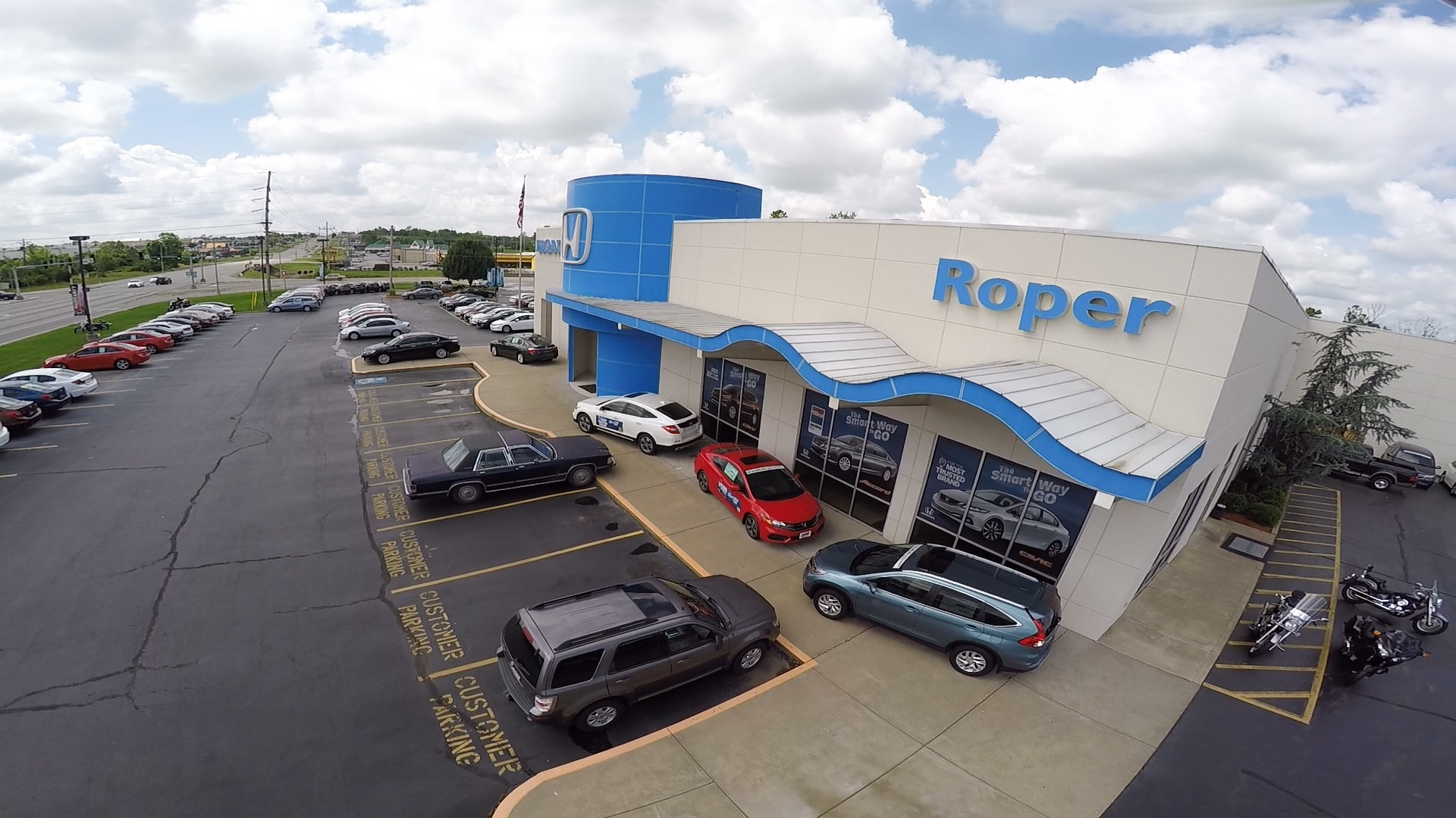 Used Car Dealerships In Springfield Mo Lovely About Roper Honda In Joplin