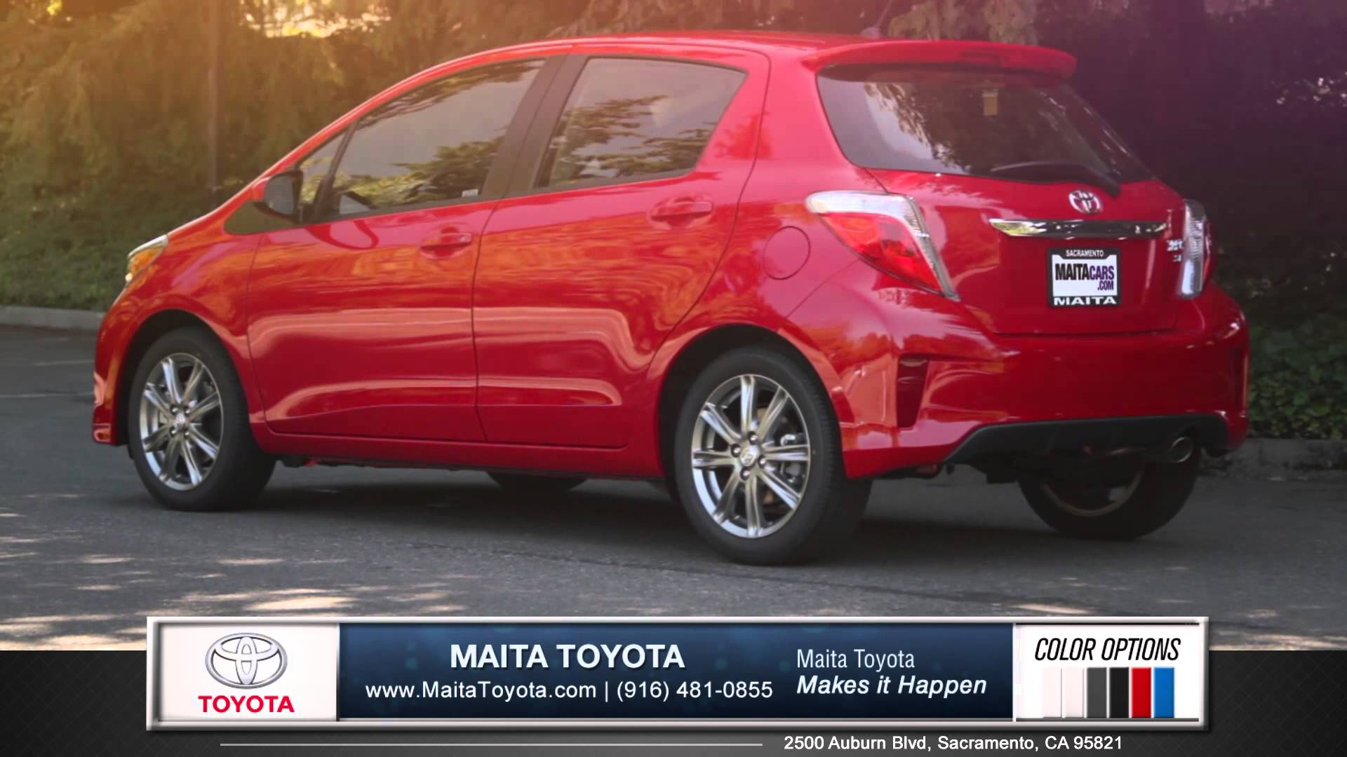 2015 toyota yaris car review maita toyota