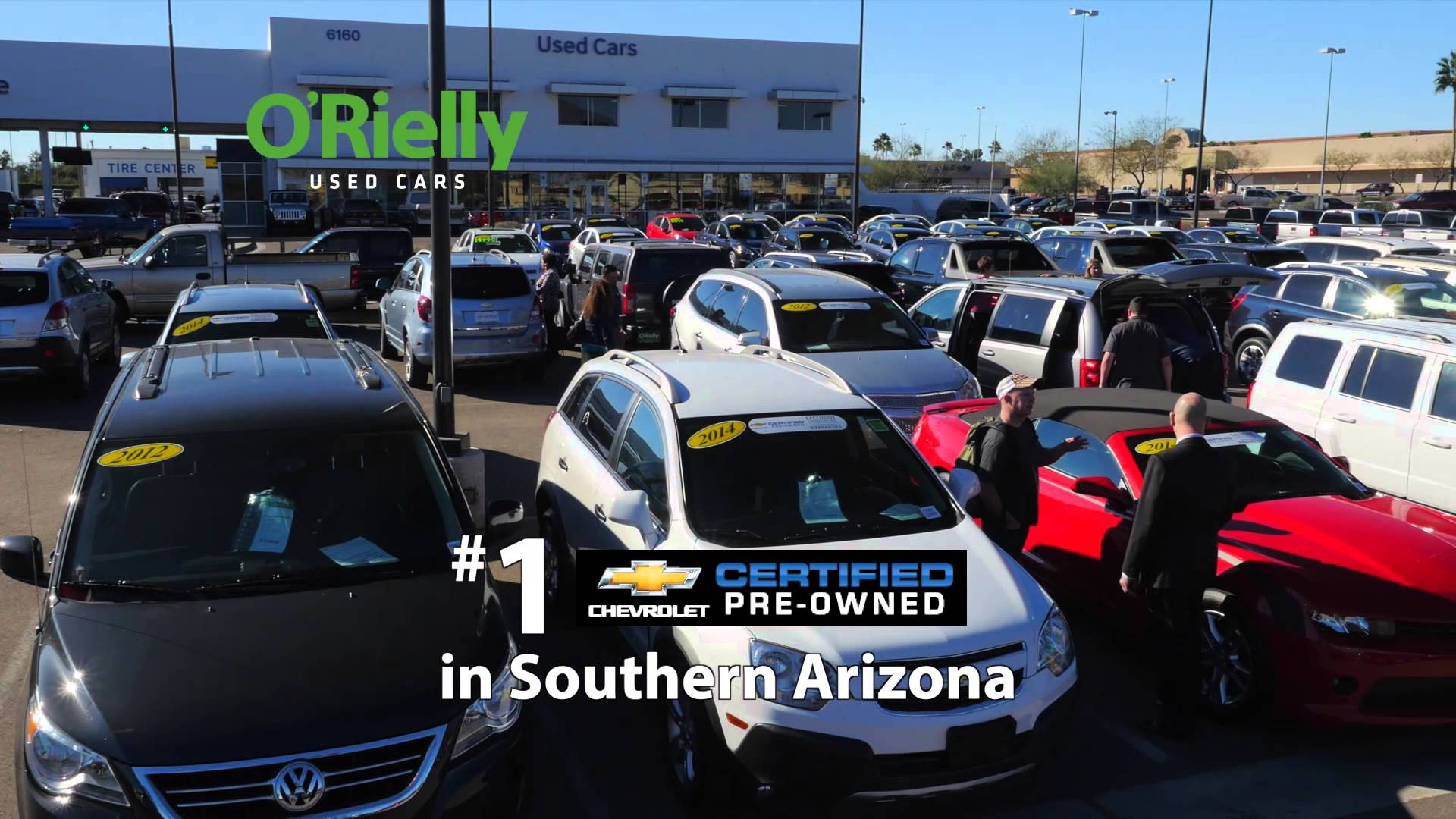 a fresh start pumping life at orielly chevrolet tucson az your new and used car dealer