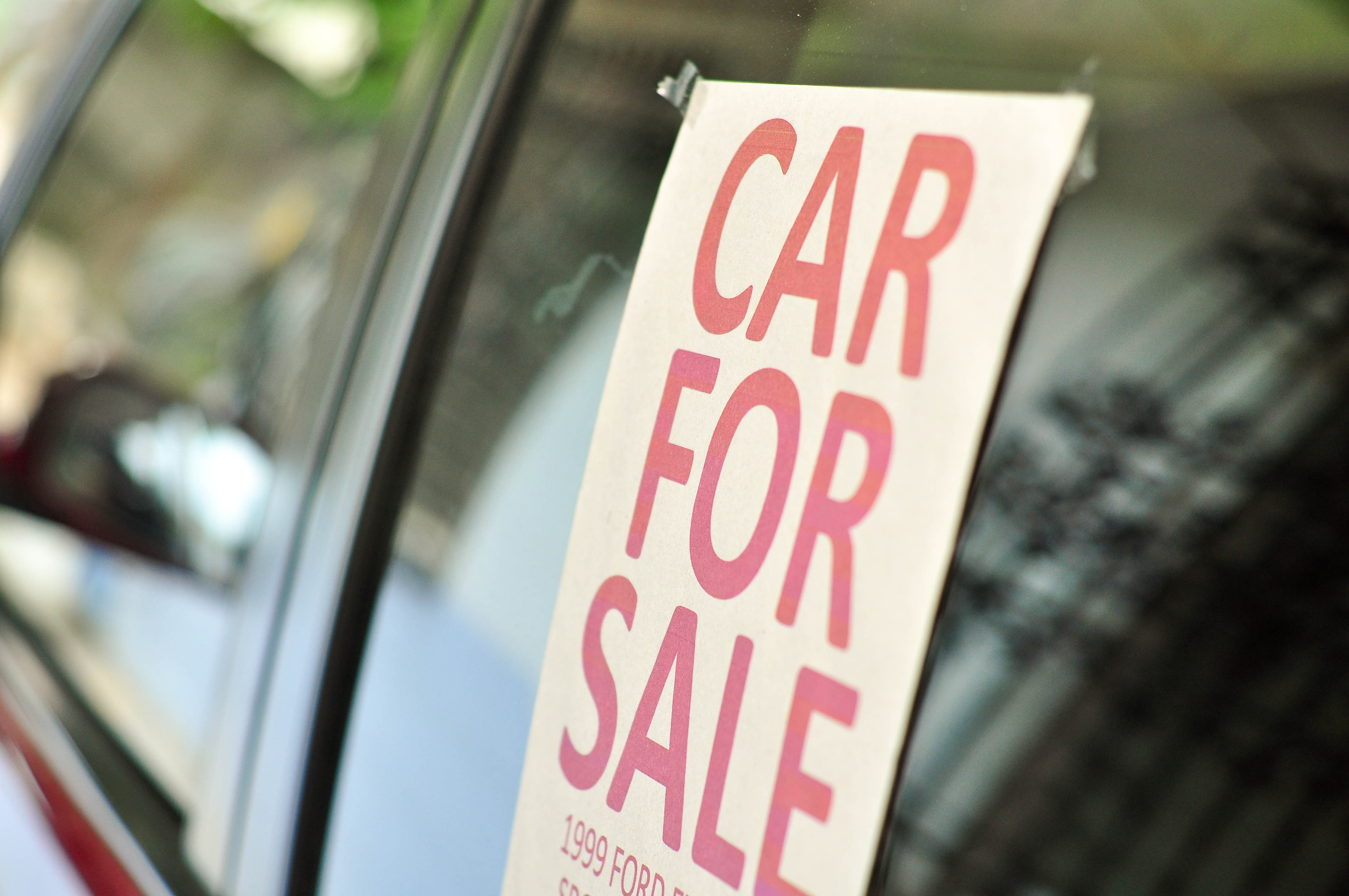 Used Car for Sale Unique Selling Your Car 9 Ways to top Dollar