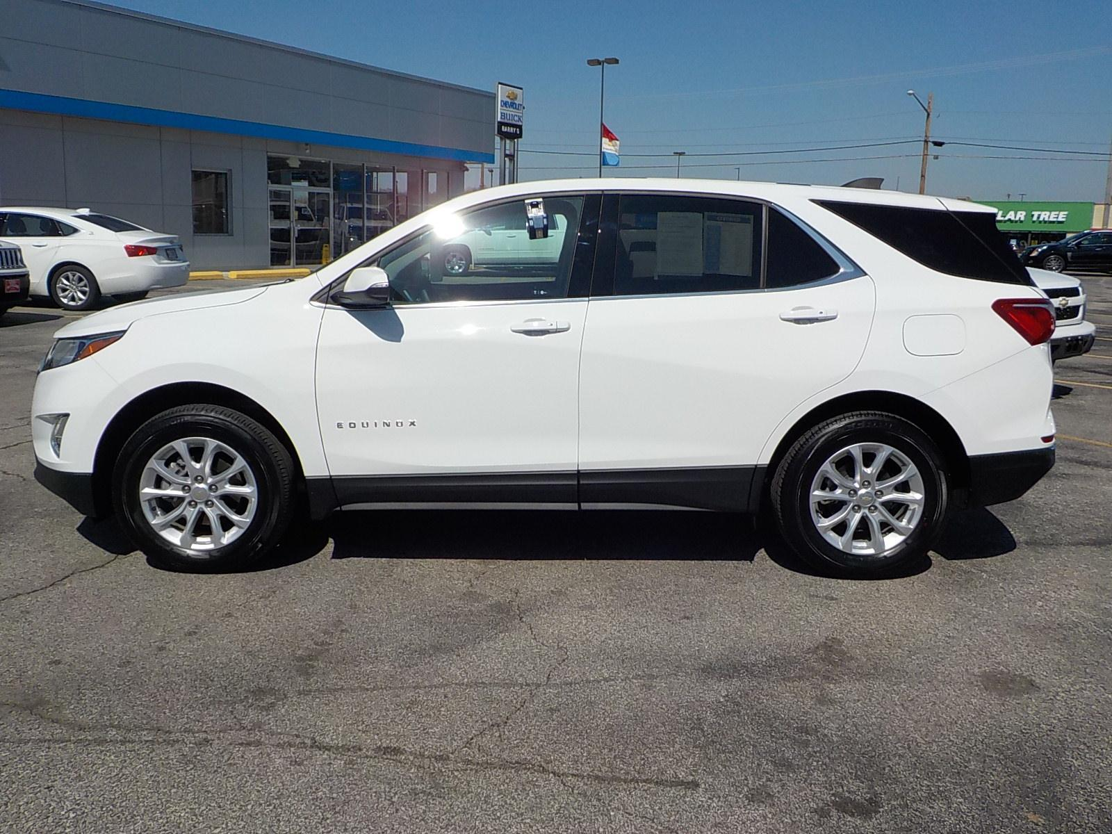 2018 chevrolet equinox vehicle photo in west union oh