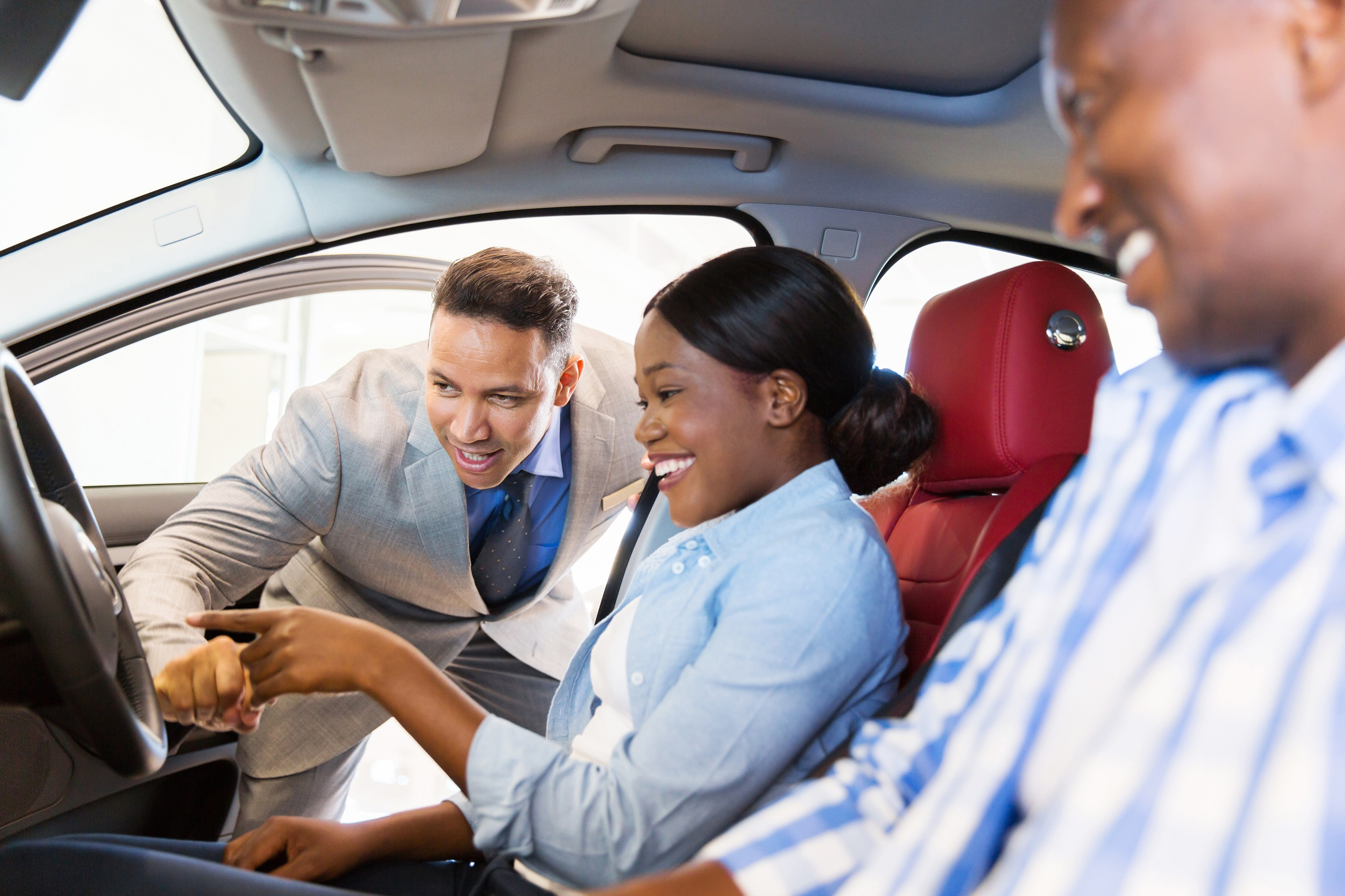 electric cars actually may be exciting to drive and why millennials still want that in person car shopping experience everyone thought they didn t