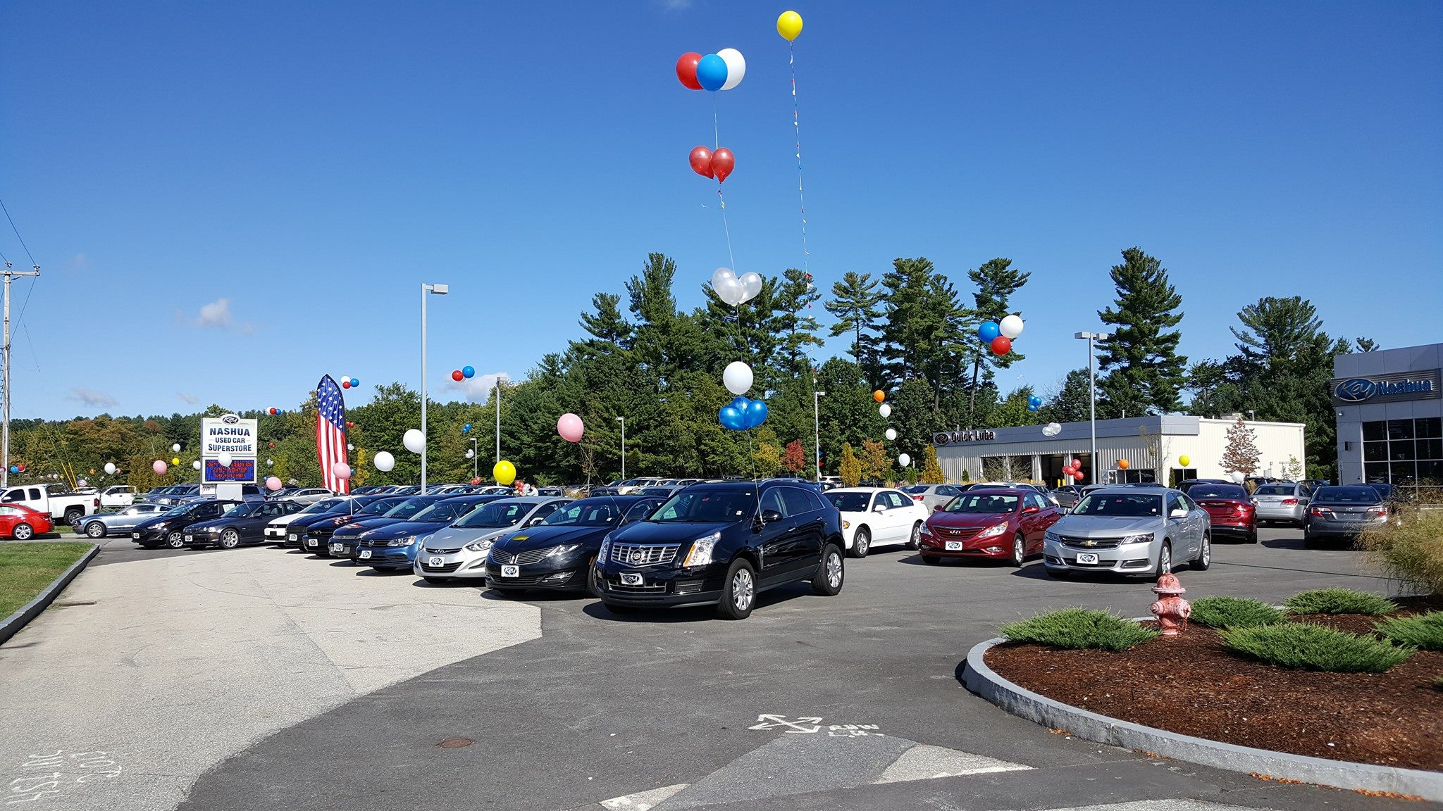 your experience at nashua used car superstore
